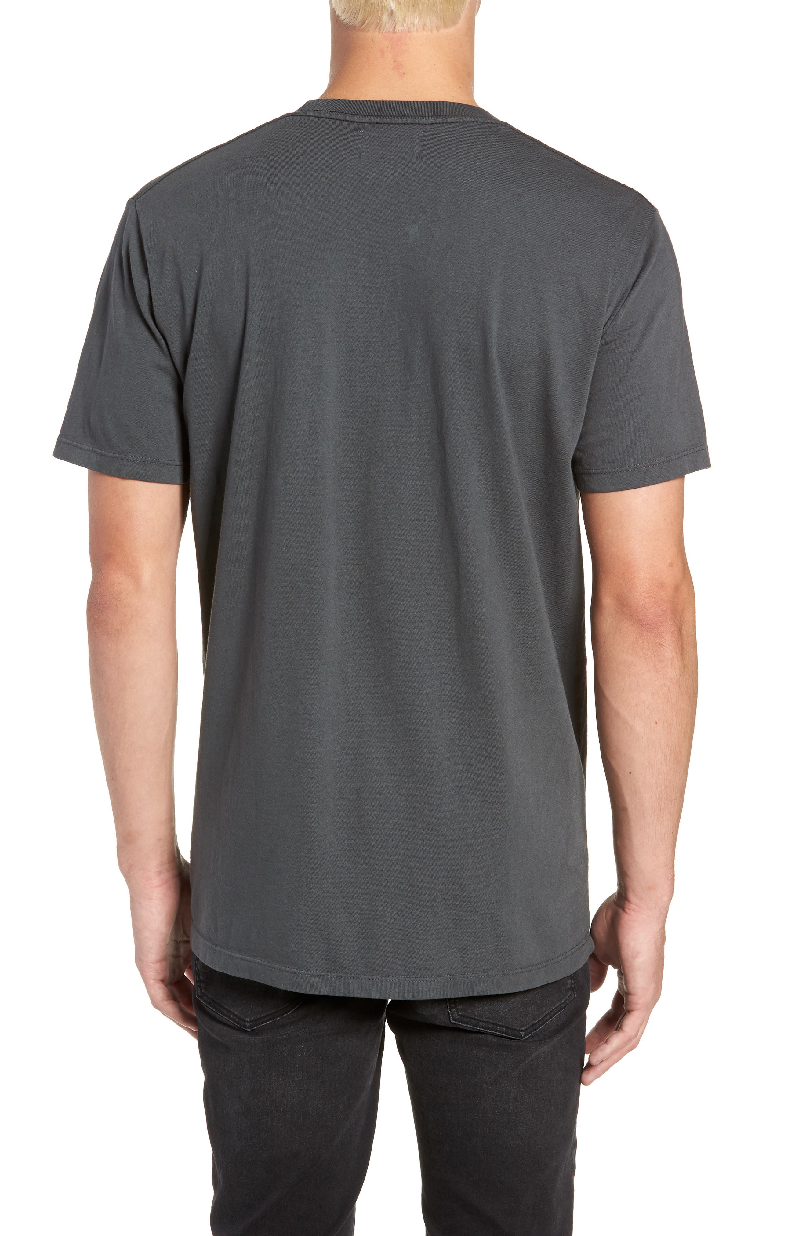 Color Abstraction T-Shirt,                             Alternate thumbnail 2, color,                             020
