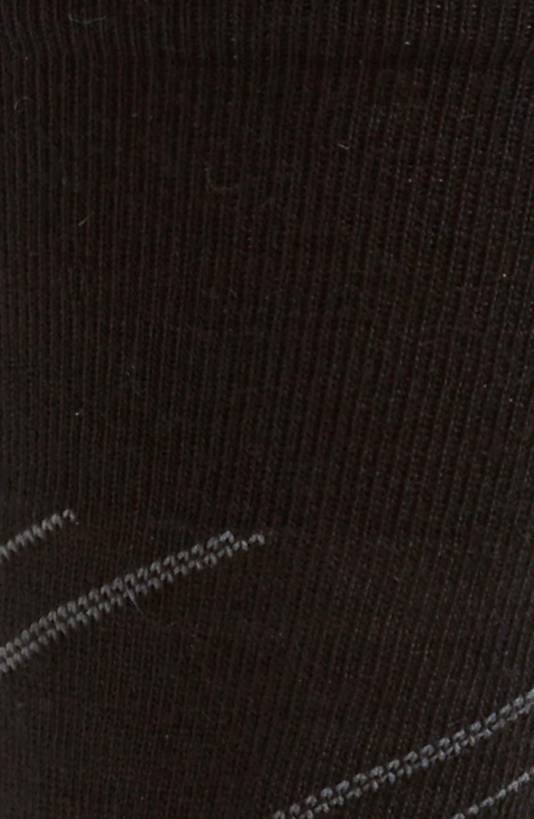 'Barber Pole' Socks,                             Alternate thumbnail 2, color,                             001