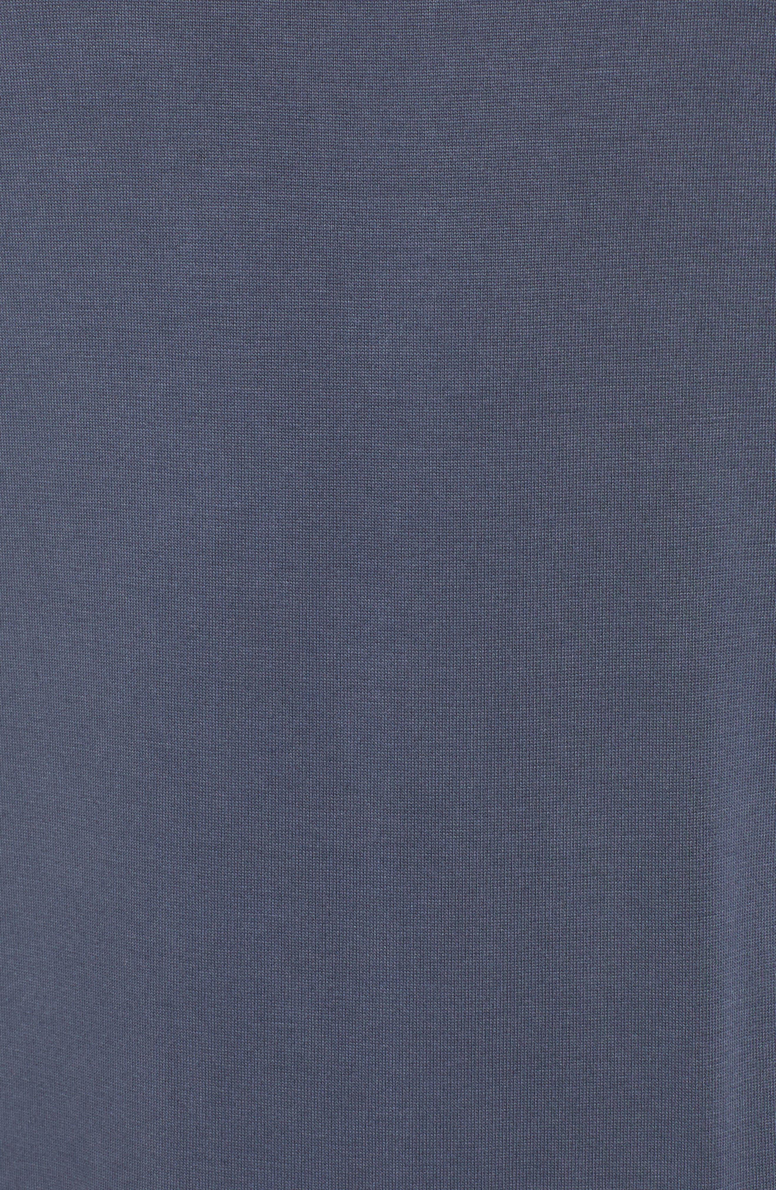 Tank Midi Dress,                             Alternate thumbnail 6, color,                             030