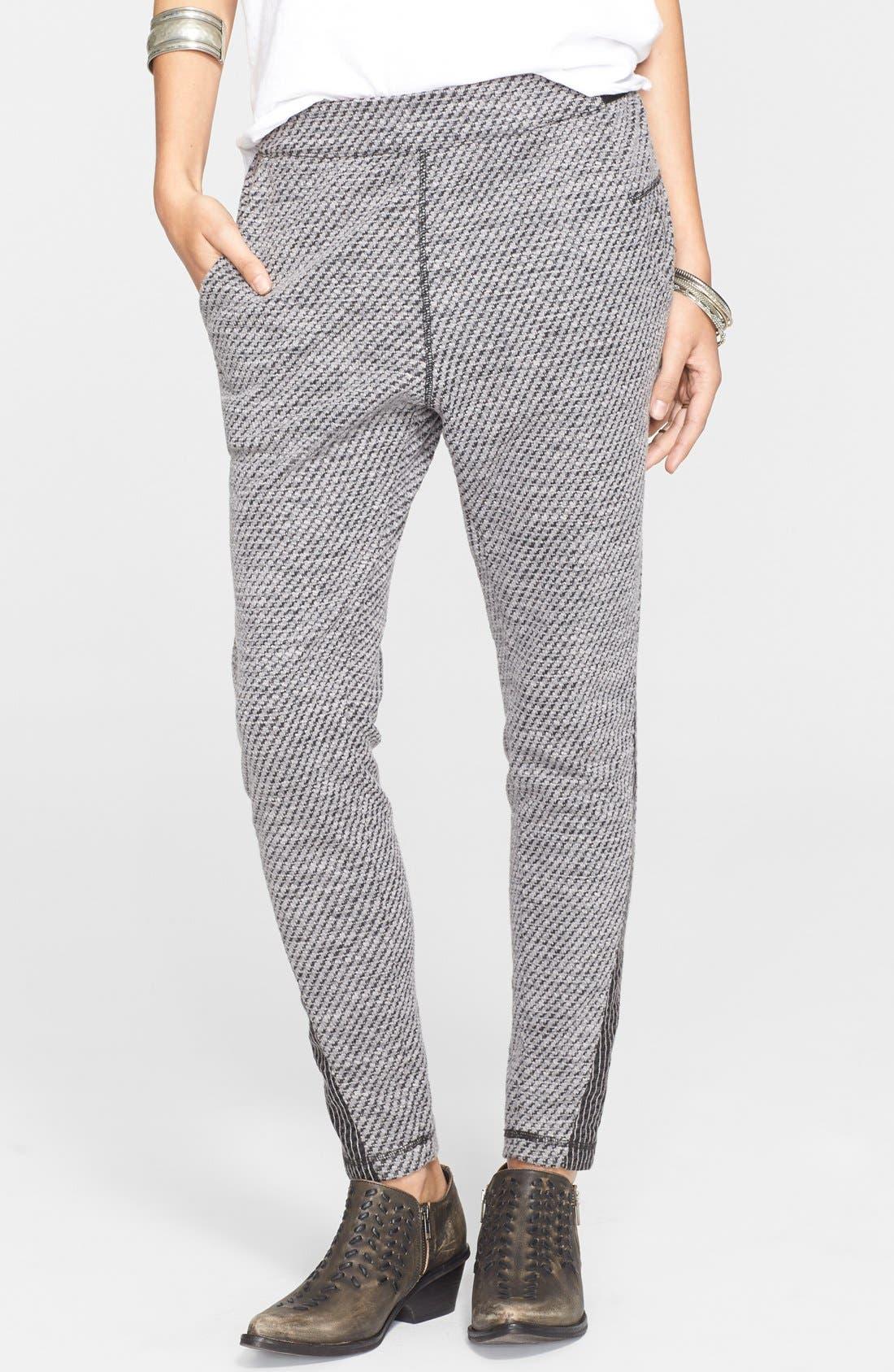 Double Knit Street Pants,                         Main,                         color, 020