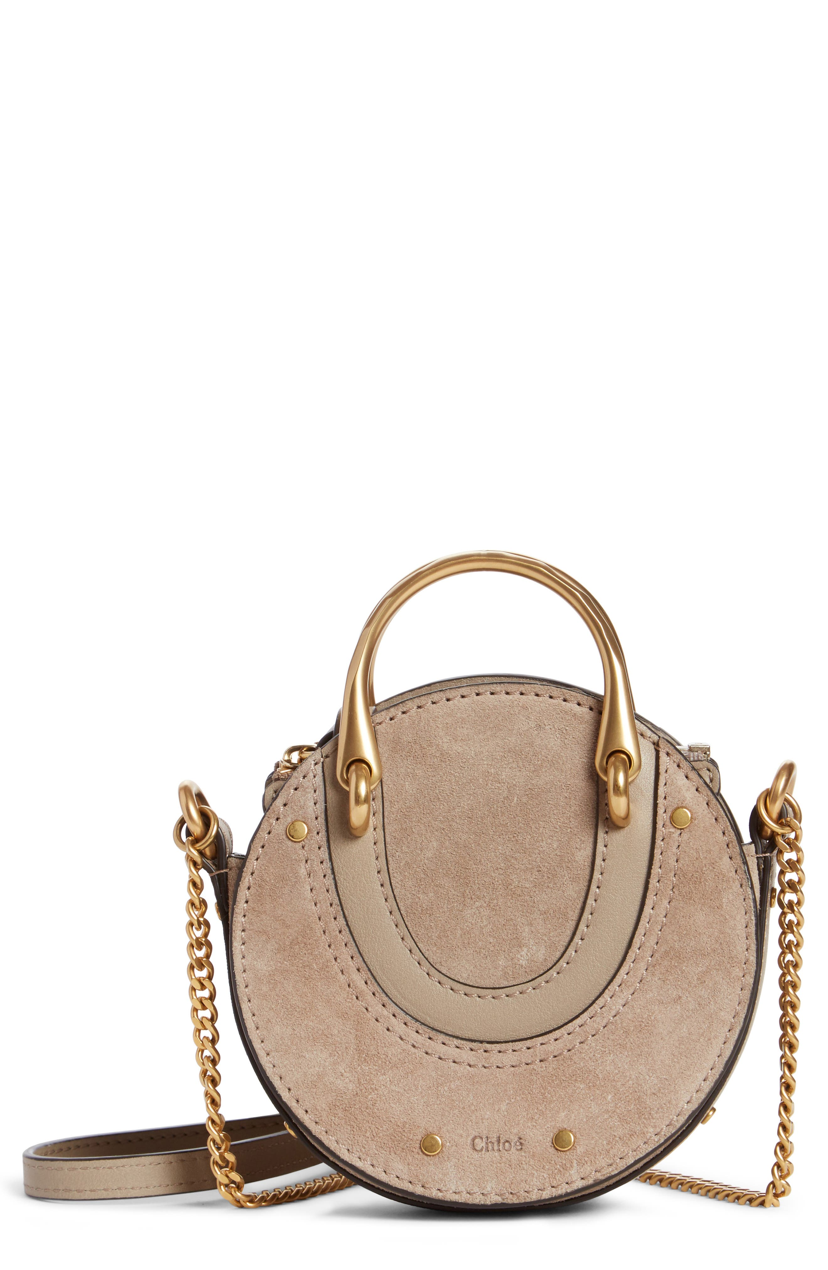 Nano Pixie Leather Crossbody Bag,                         Main,                         color,