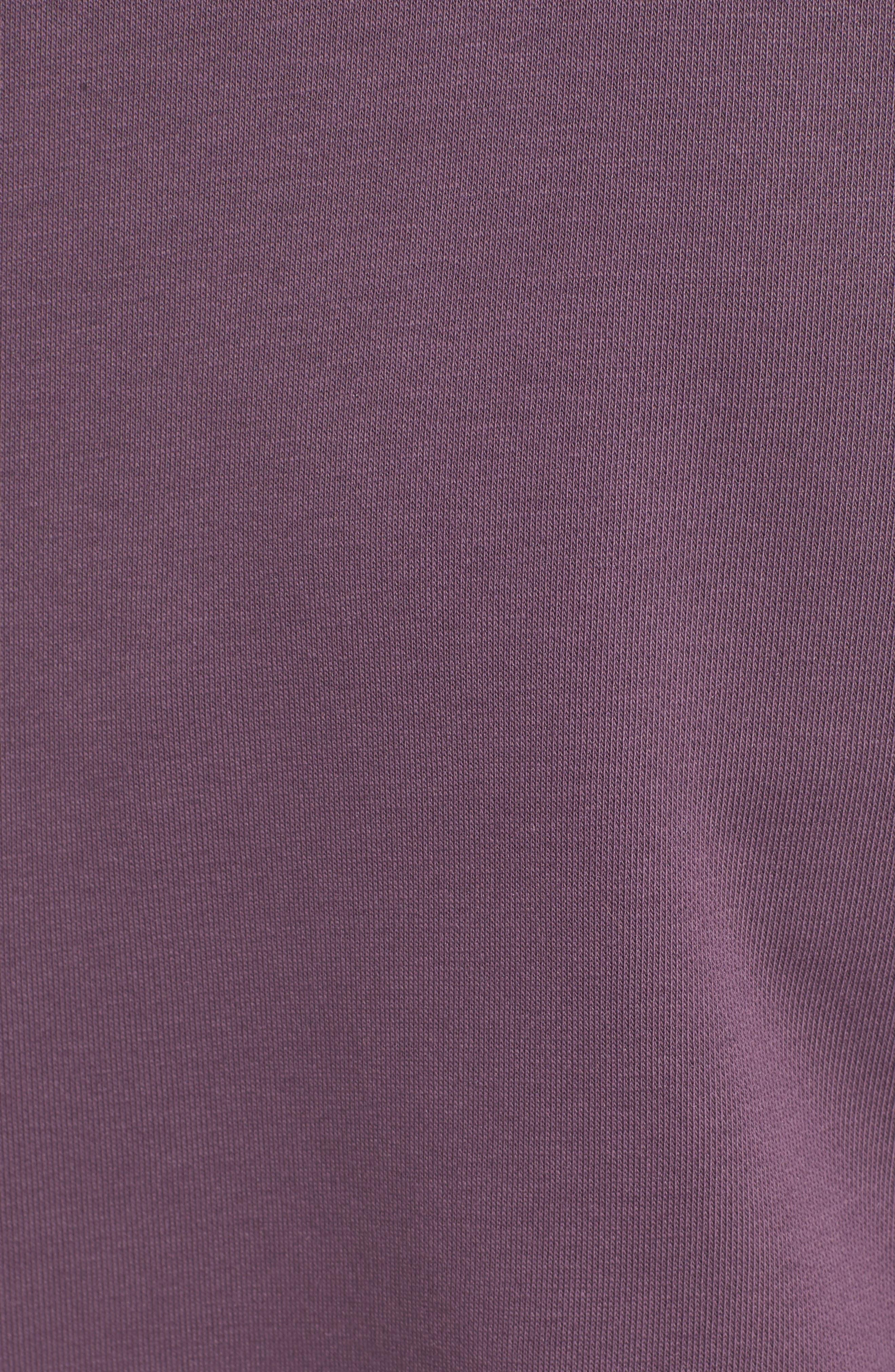 Ruffle Sweatshirt,                             Alternate thumbnail 10, color,