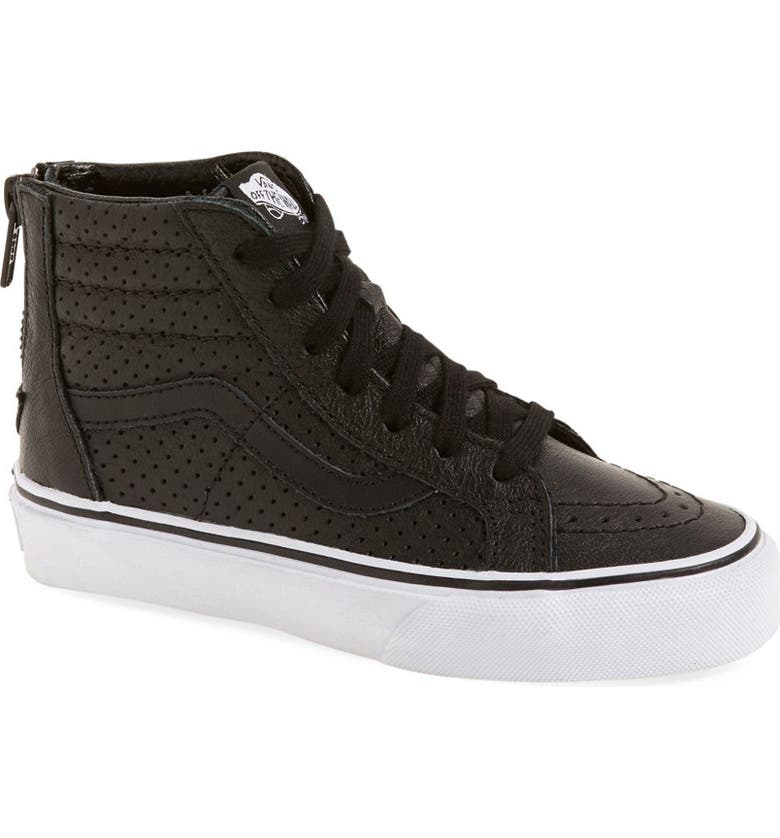 db2d9f01c40e29 Vans  UY Sk8-Hi Zip  Sneaker (Toddler