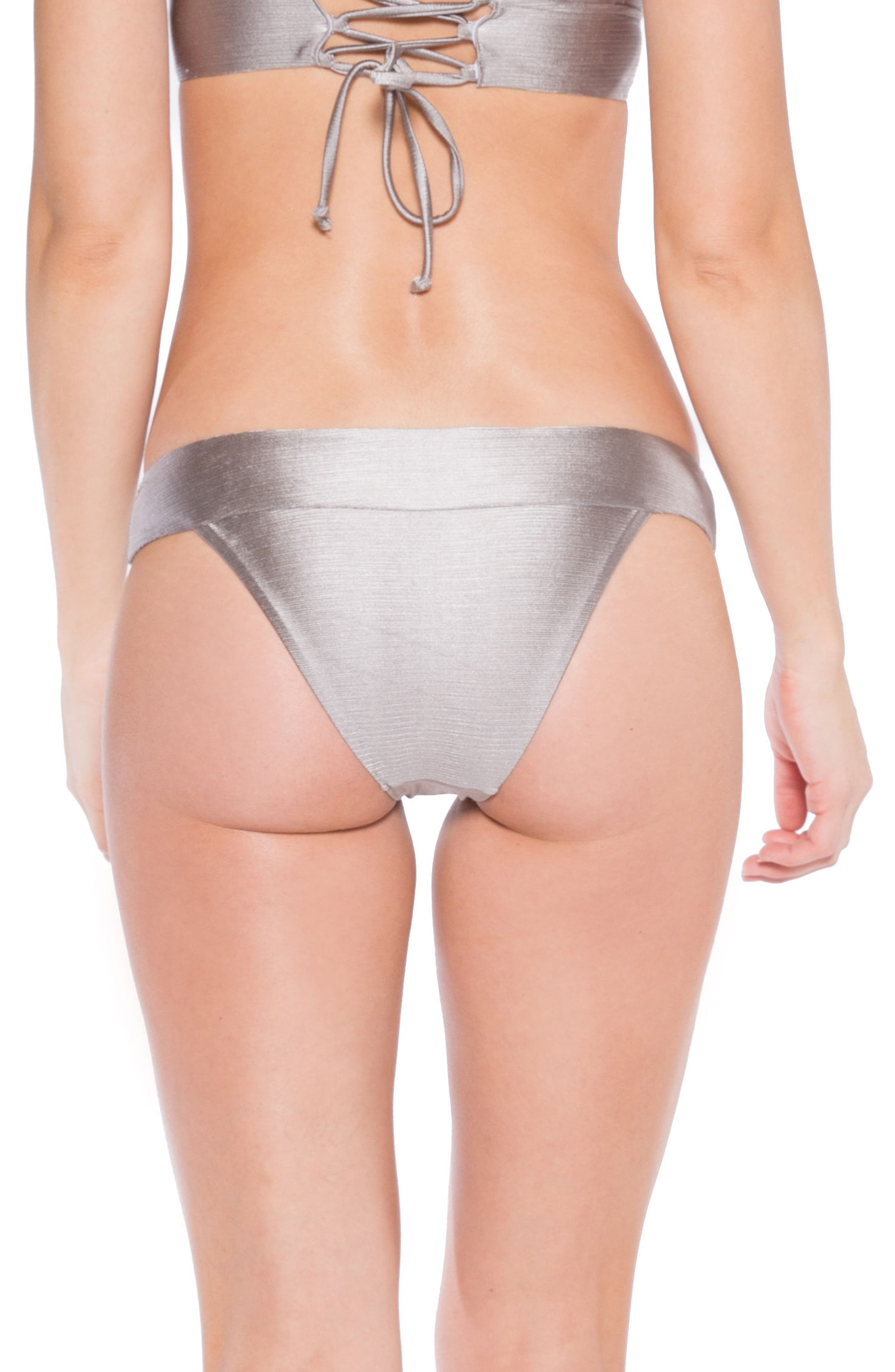 BYRDS OF PARADISE,                             Selena Hipster Bikini Bottoms,                             Alternate thumbnail 2, color,                             030