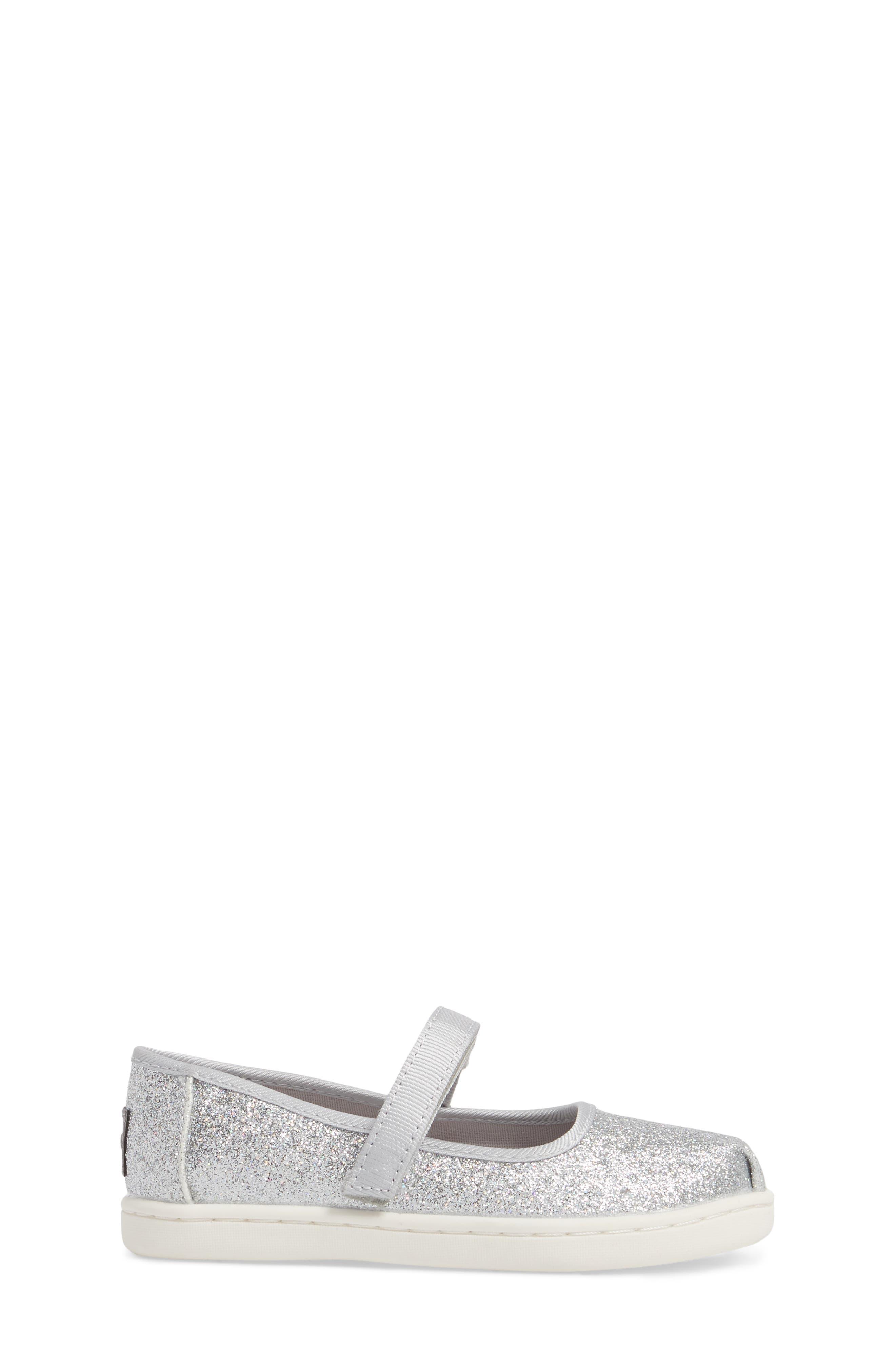 Mary Jane Sneaker,                             Alternate thumbnail 3, color,                             040