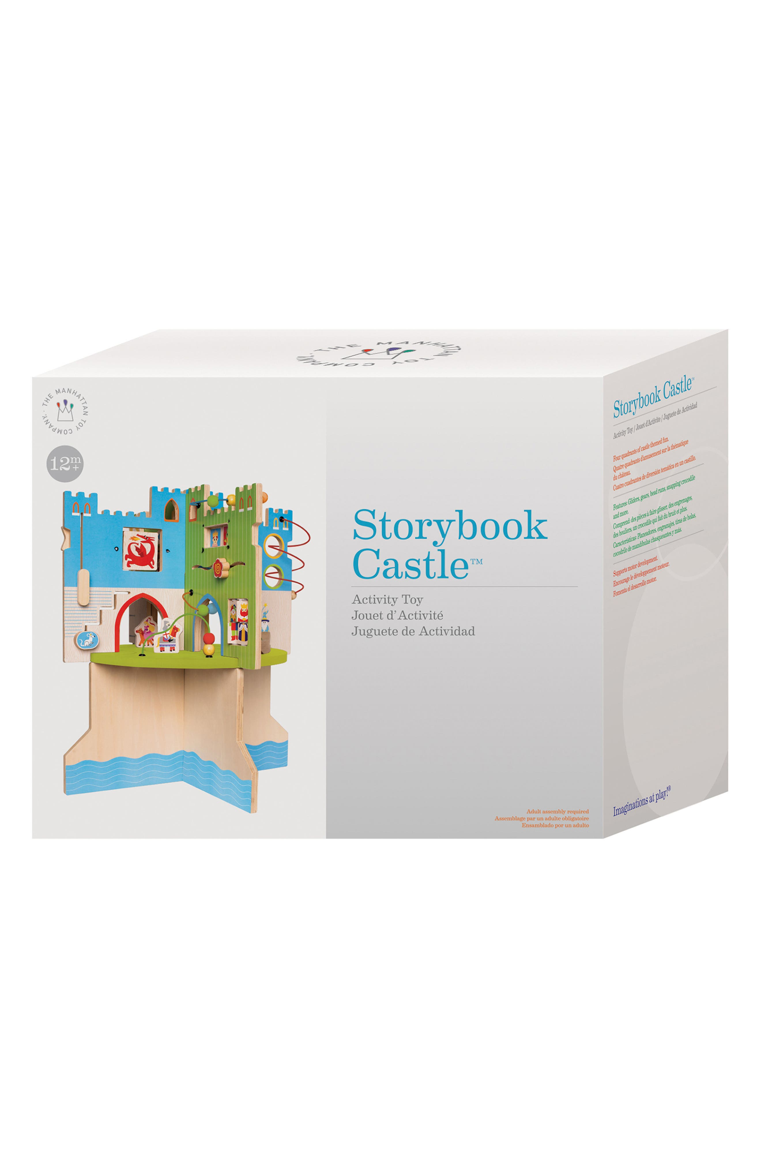 Storybook Castle Activity Center,                             Alternate thumbnail 4, color,