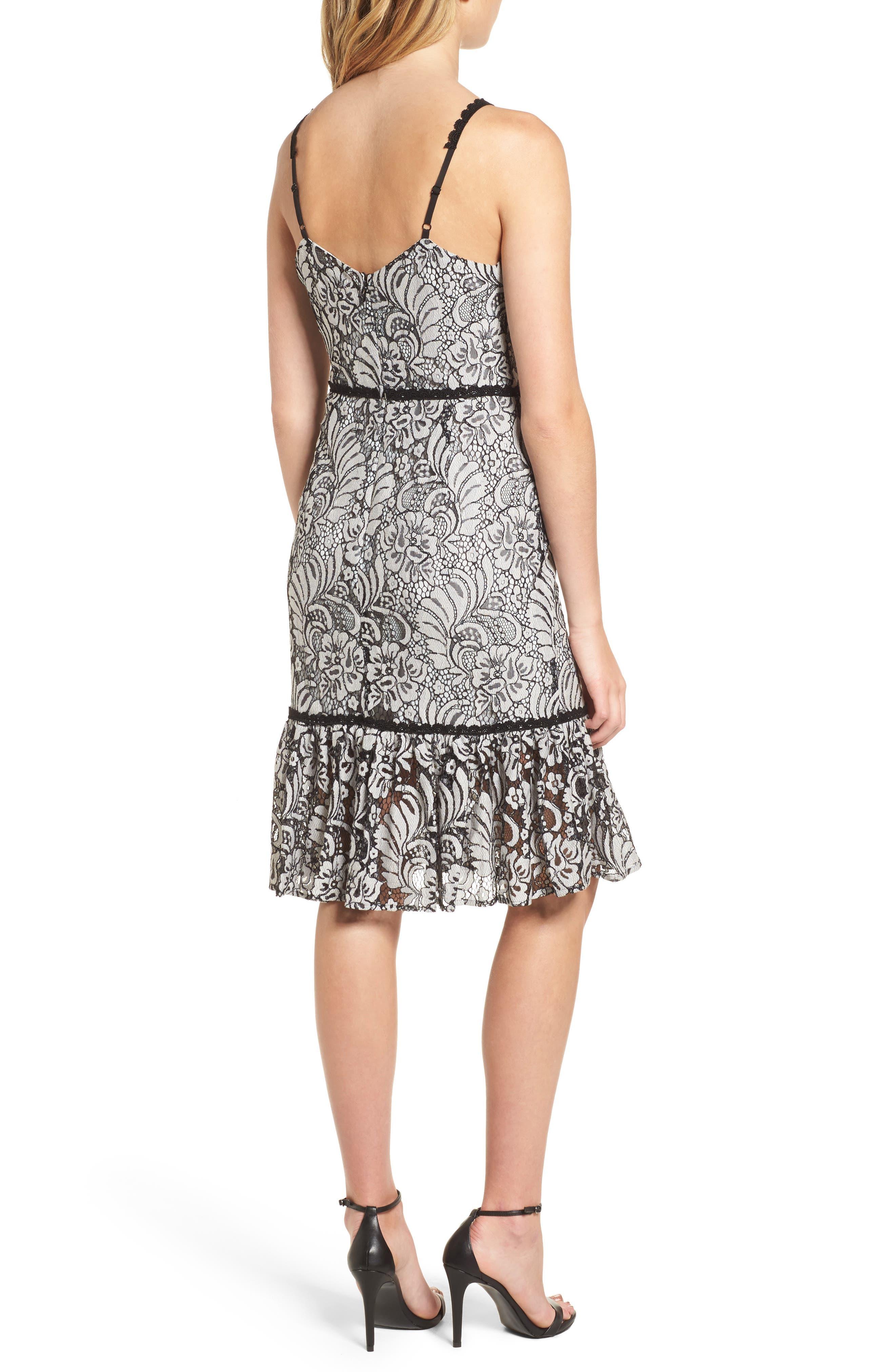 Sue Lace Dress,                             Alternate thumbnail 2, color,                             900