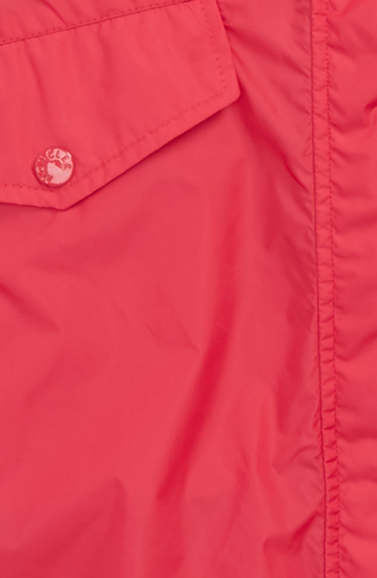 Audrey Longline Raincoat,                             Alternate thumbnail 2, color,                             650