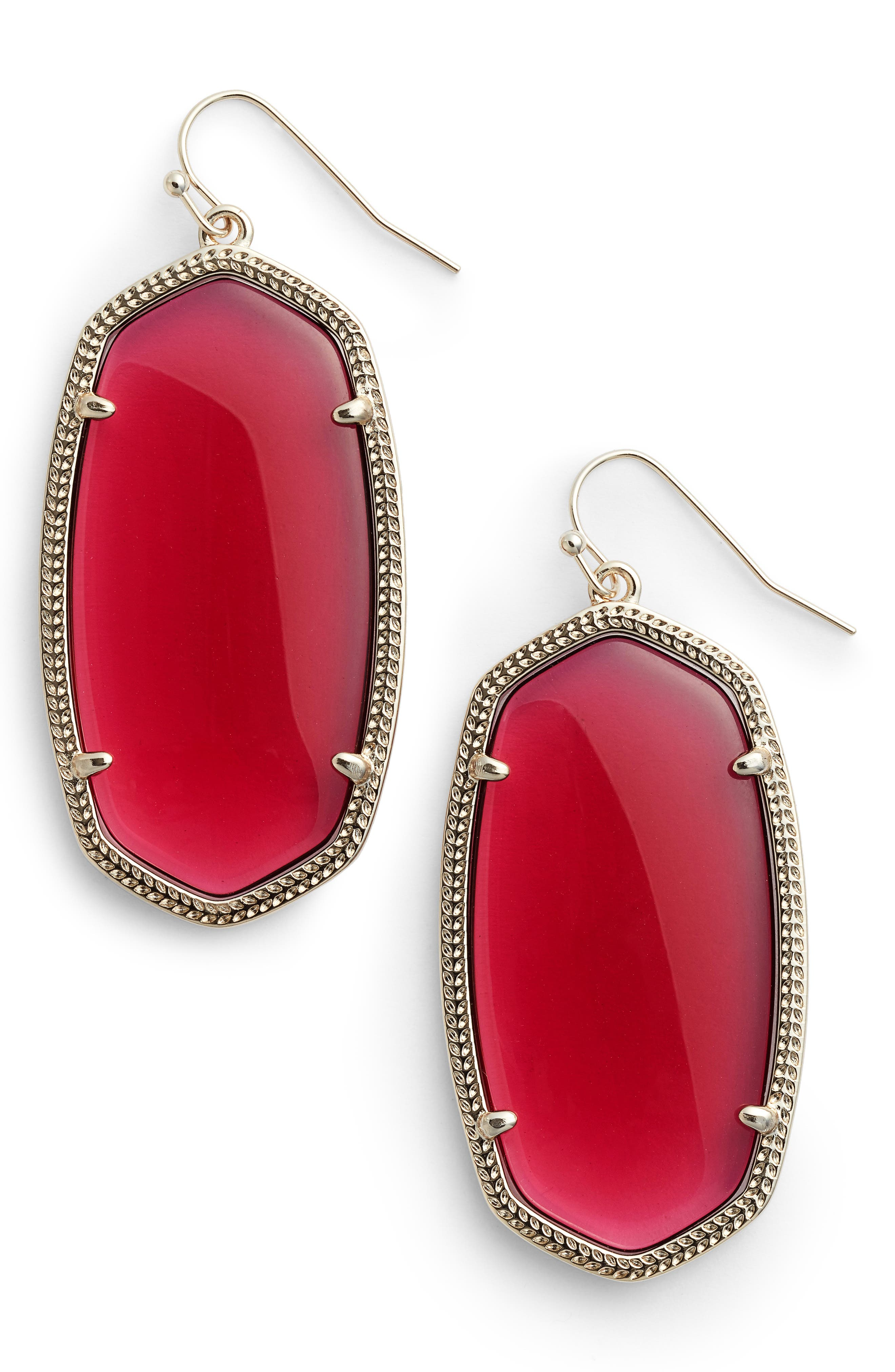 Danielle - Large Oval Statement Earrings,                             Main thumbnail 20, color,