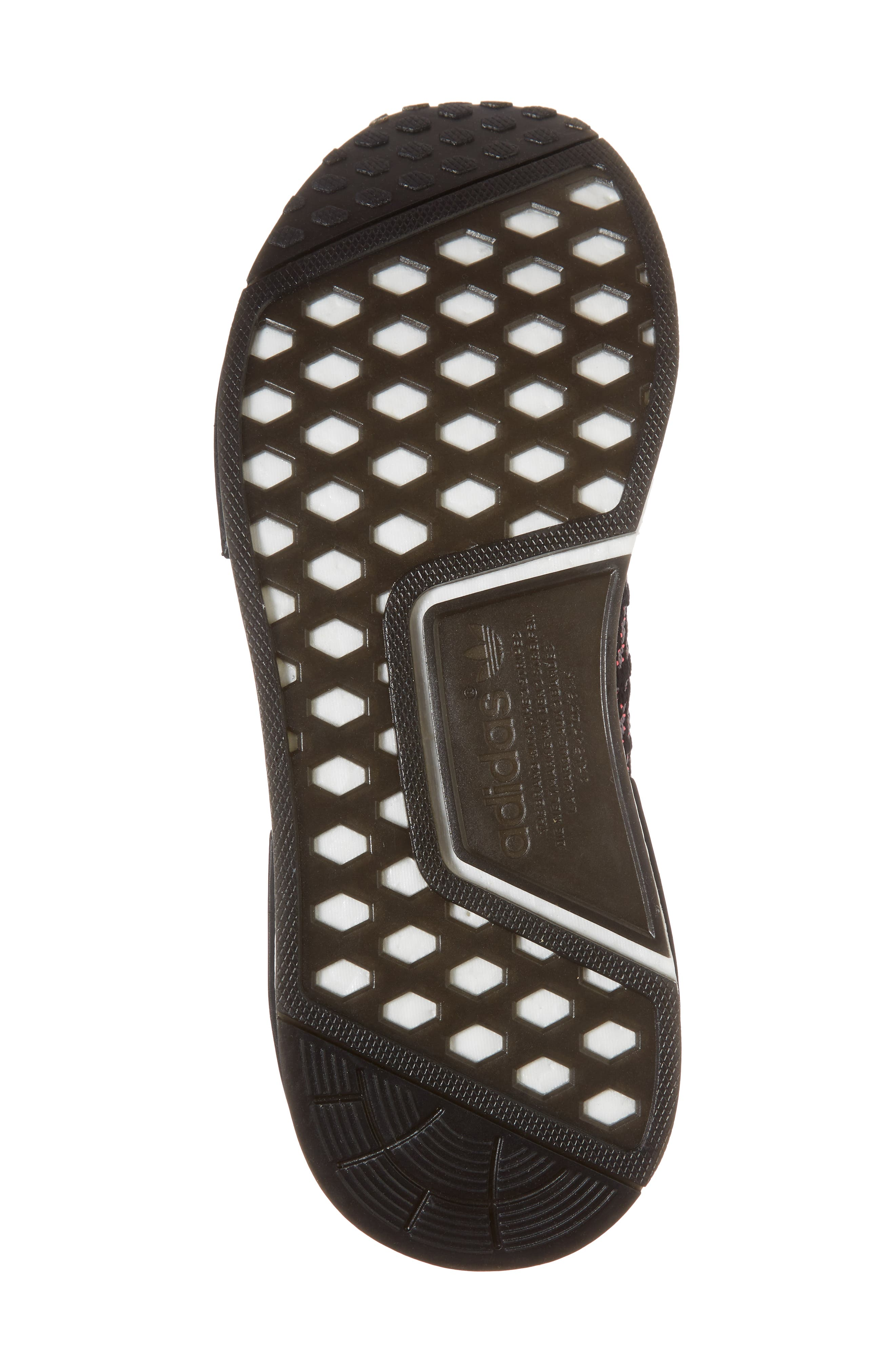 NMD R1 STLT Primeknit Sneaker,                             Alternate thumbnail 12, color,