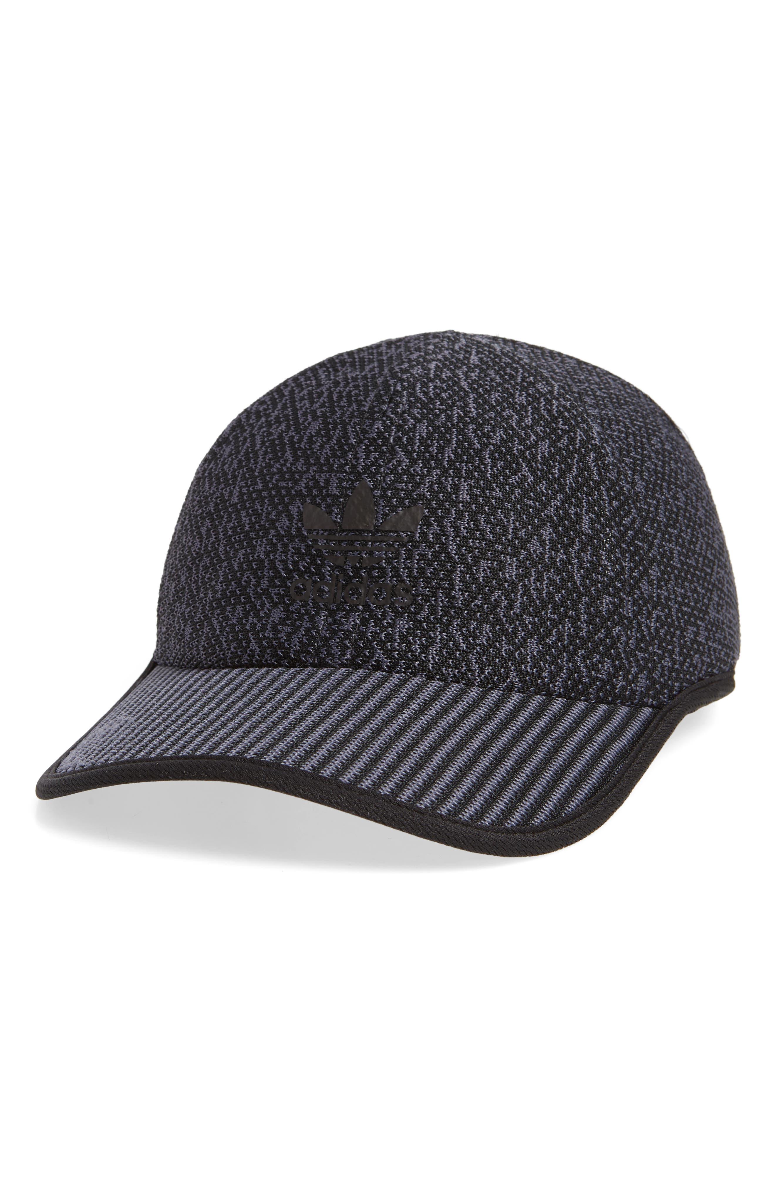 Primeknit II Baseball Cap,                         Main,                         color, BLACK/ ONIX