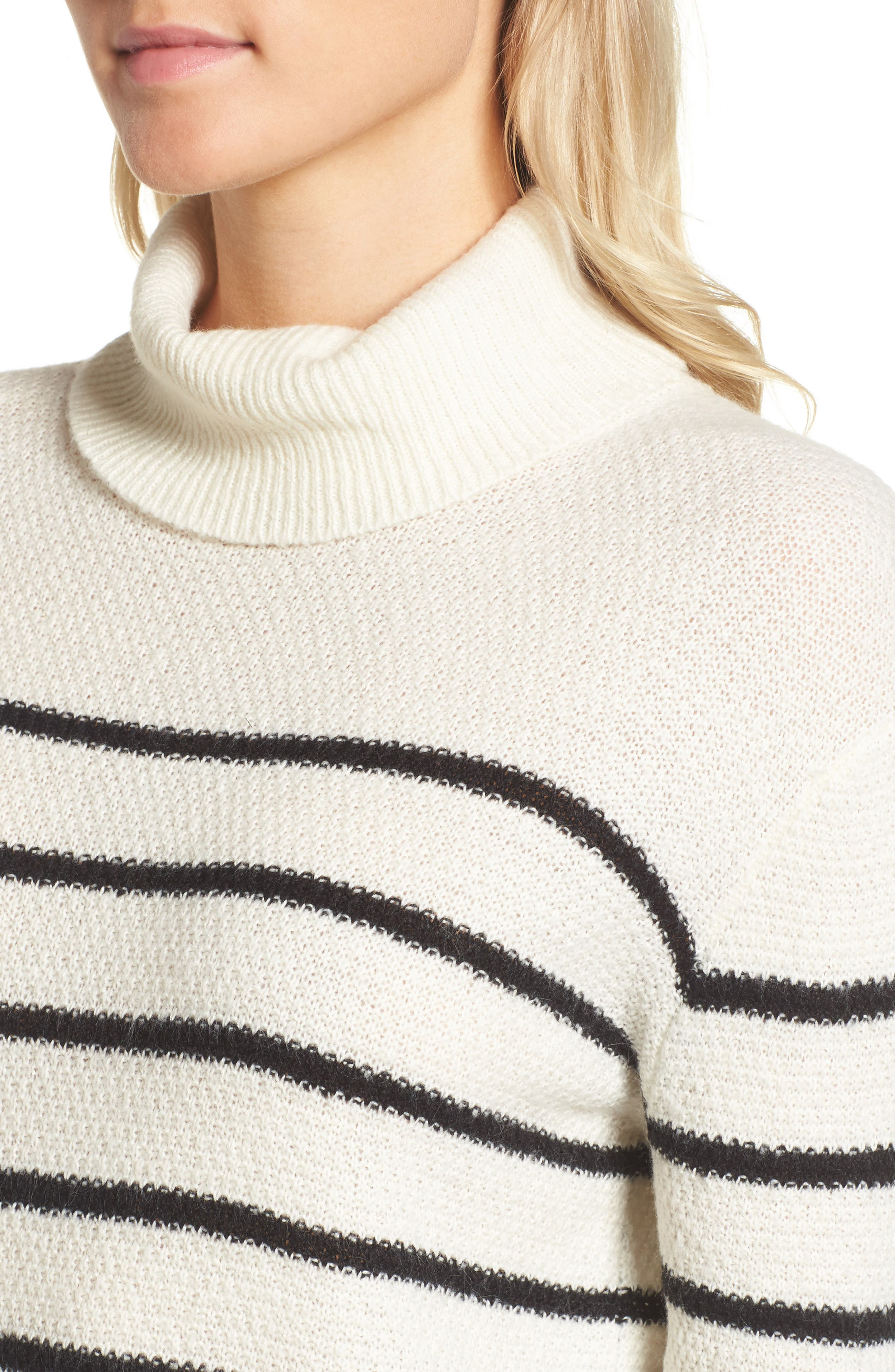 Renny Turtleneck Sweater,                             Alternate thumbnail 8, color,