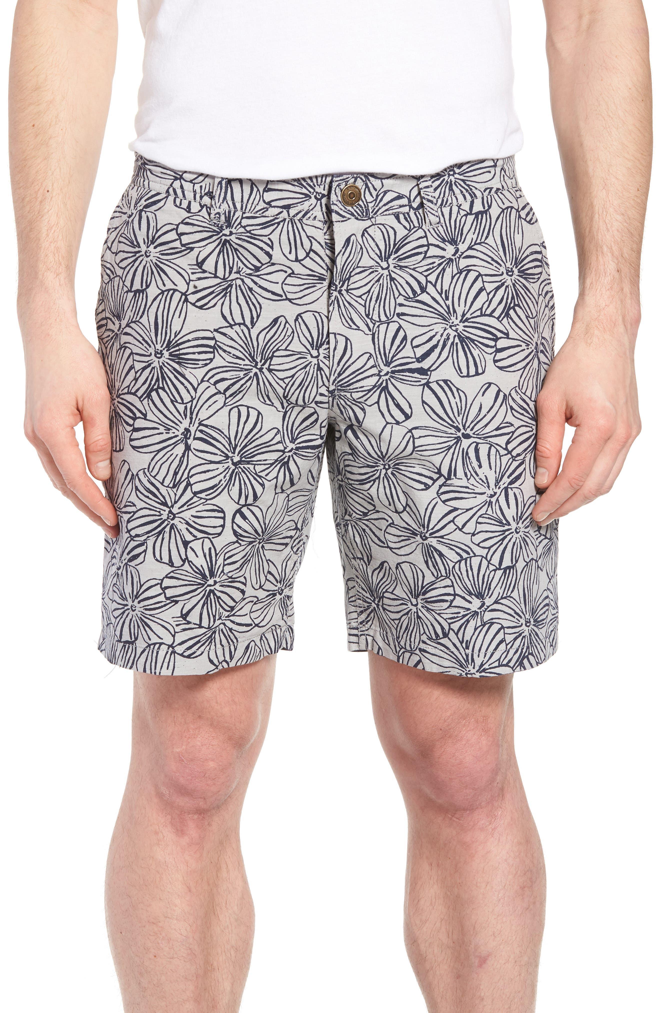 Mala Melia Reversible Chino Shorts,                         Main,                         color, 030