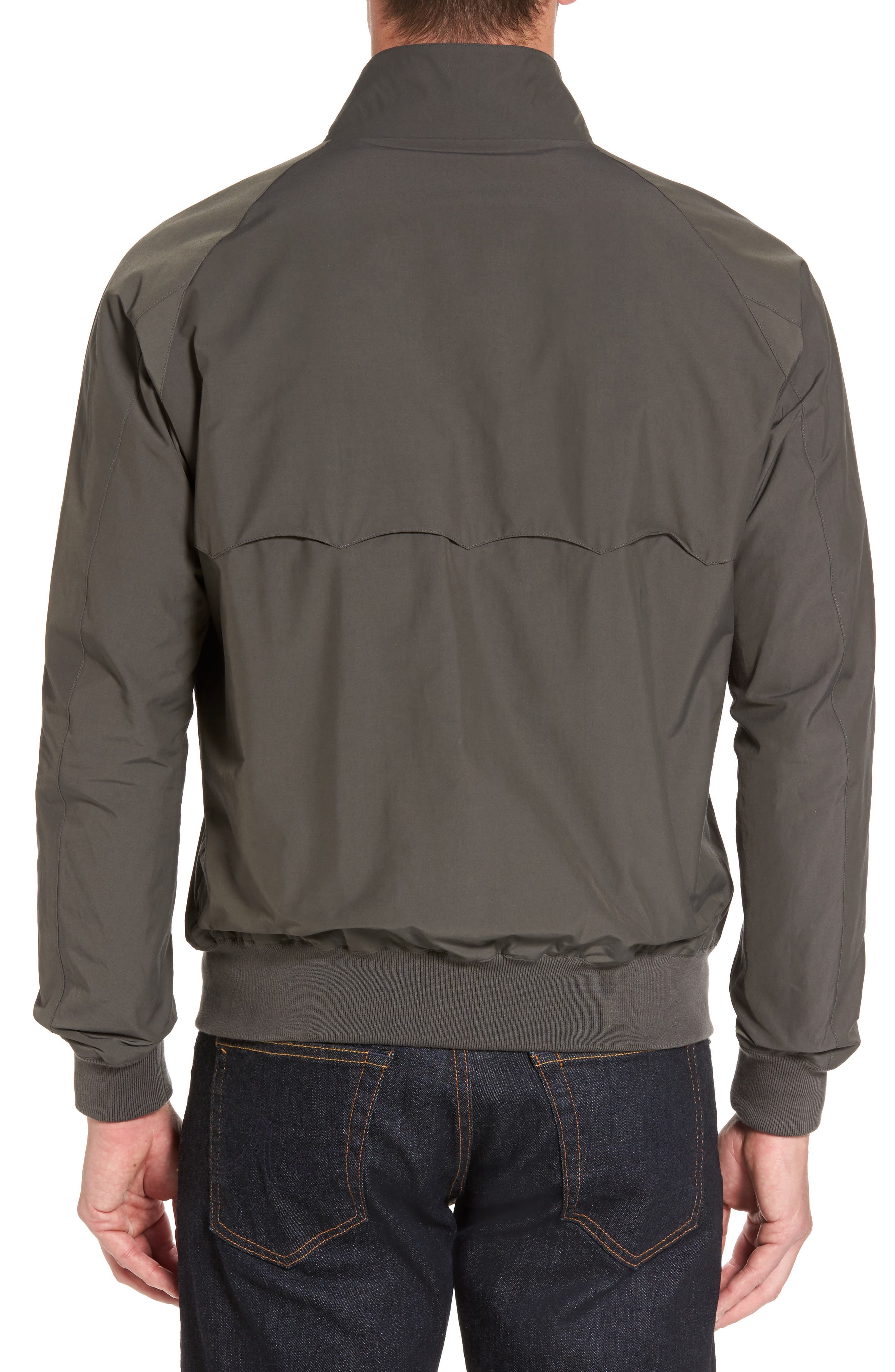 G9 Water Resistant Harrington Jacket,                             Alternate thumbnail 2, color,                             021