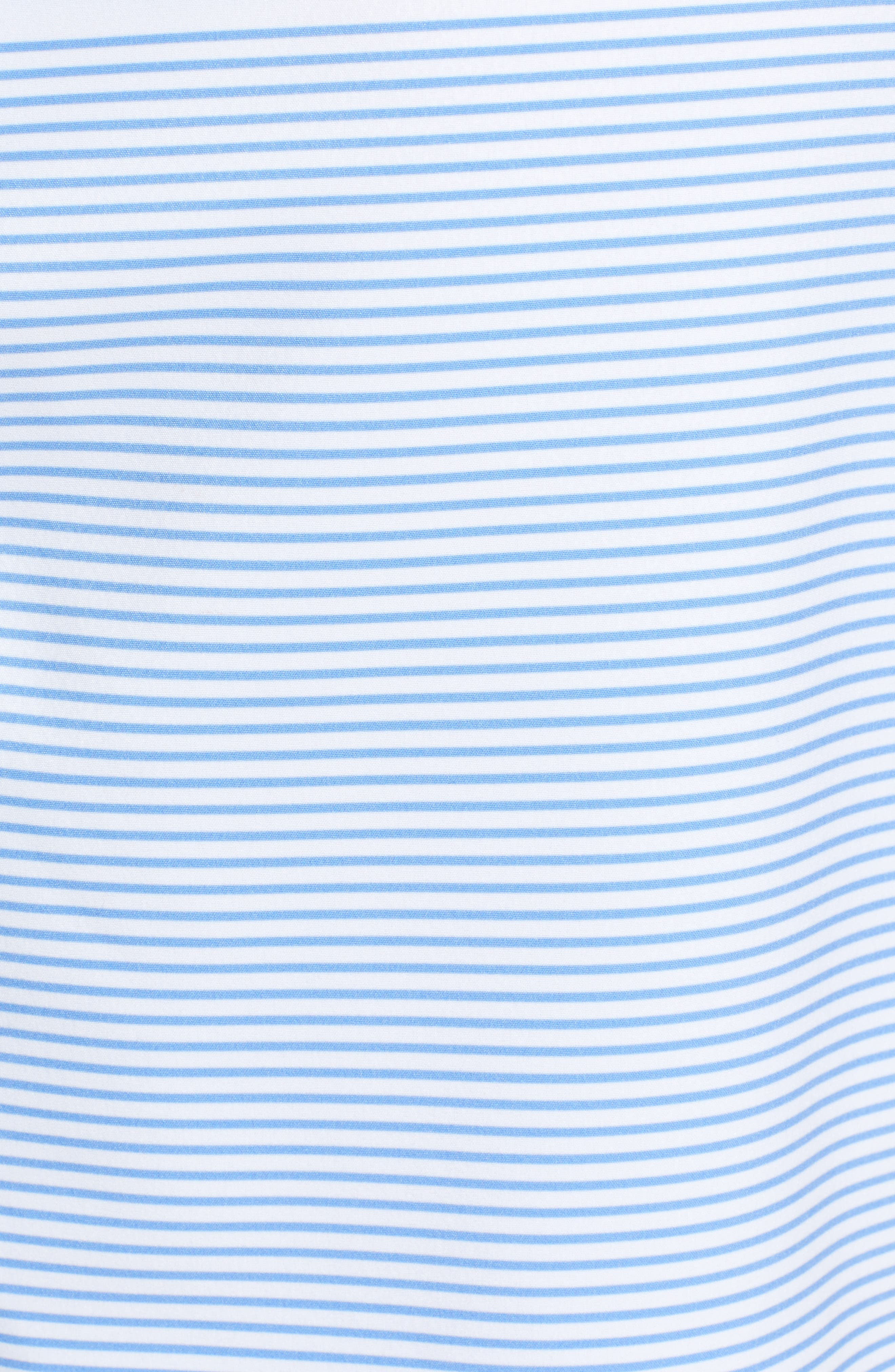 VINEYARD VINES,                             Birchcliff Stripe Board Shorts,                             Alternate thumbnail 5, color,                             484
