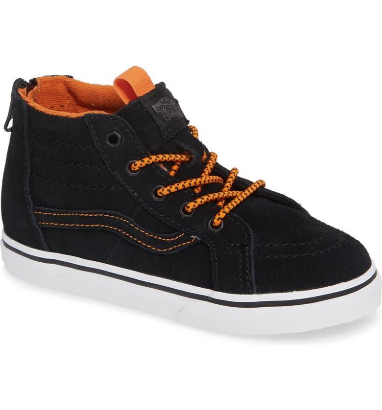 1ca8cec4293ed9 Vans Sk8-Hi MTE Water Resistant Sneaker (Baby