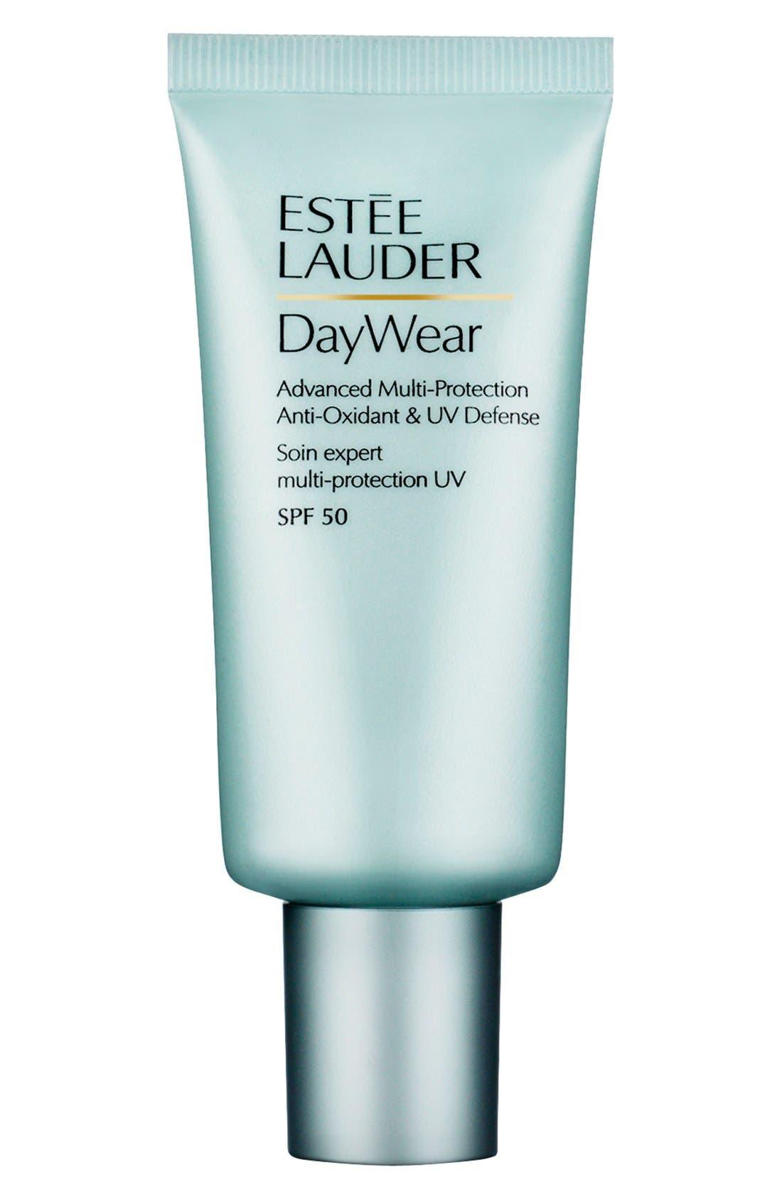 DayWear Advanced Multi-Protection Anti-Oxidant & UV Defense SPF 50, Main, color, 000