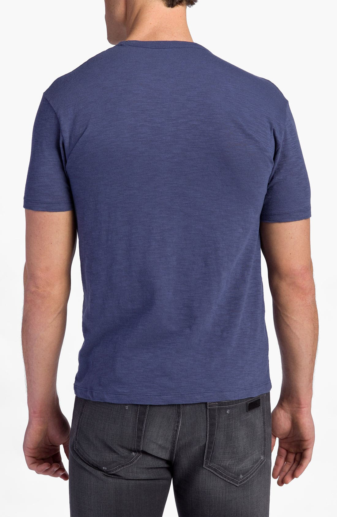 'Chicago Cubs' Regular Fit Crewneck T-Shirt,                             Alternate thumbnail 54, color,