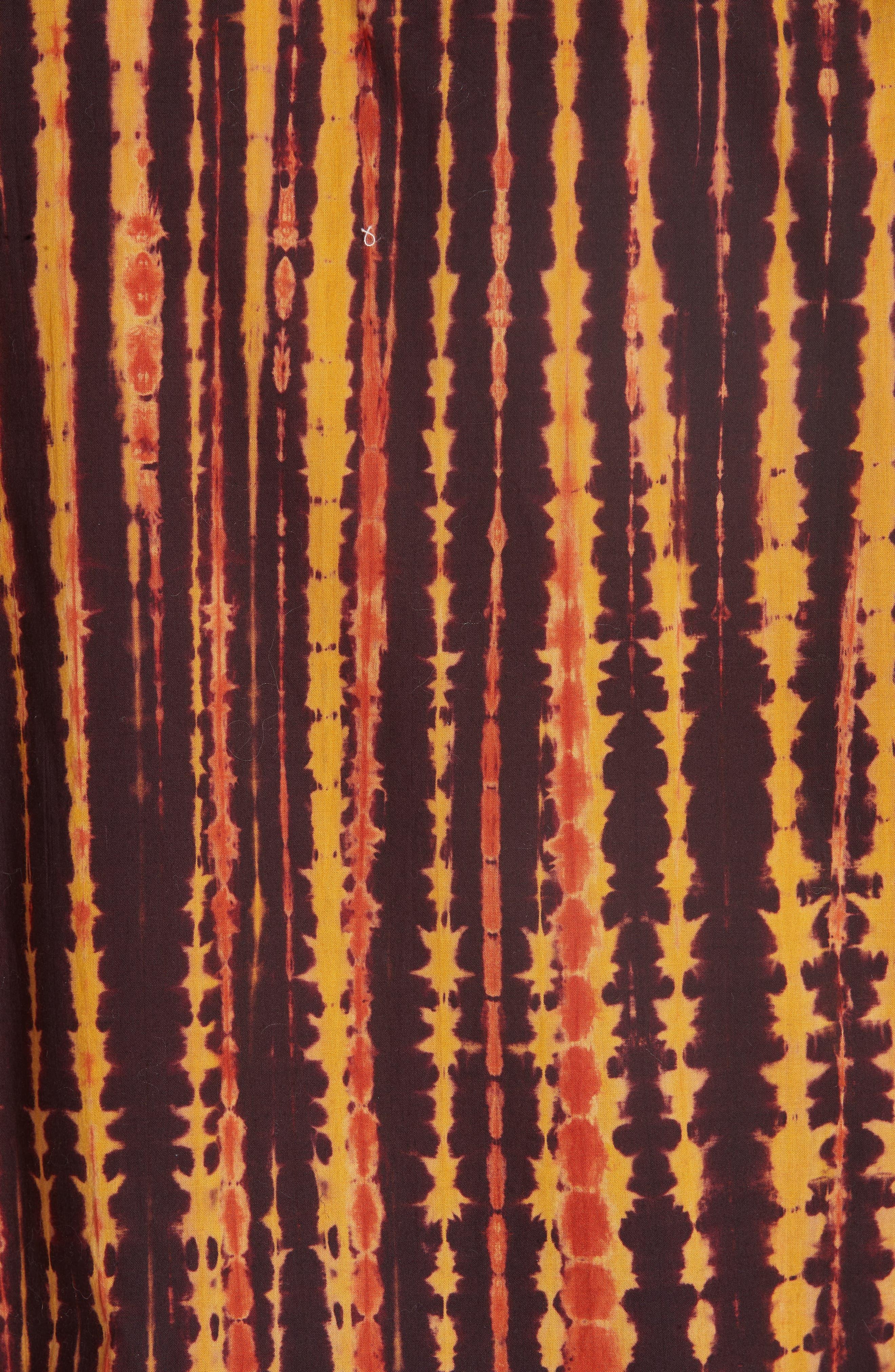 ECKHAUS LATTA,                             Hand Dyed Cotton Shirt,                             Alternate thumbnail 5, color,                             200