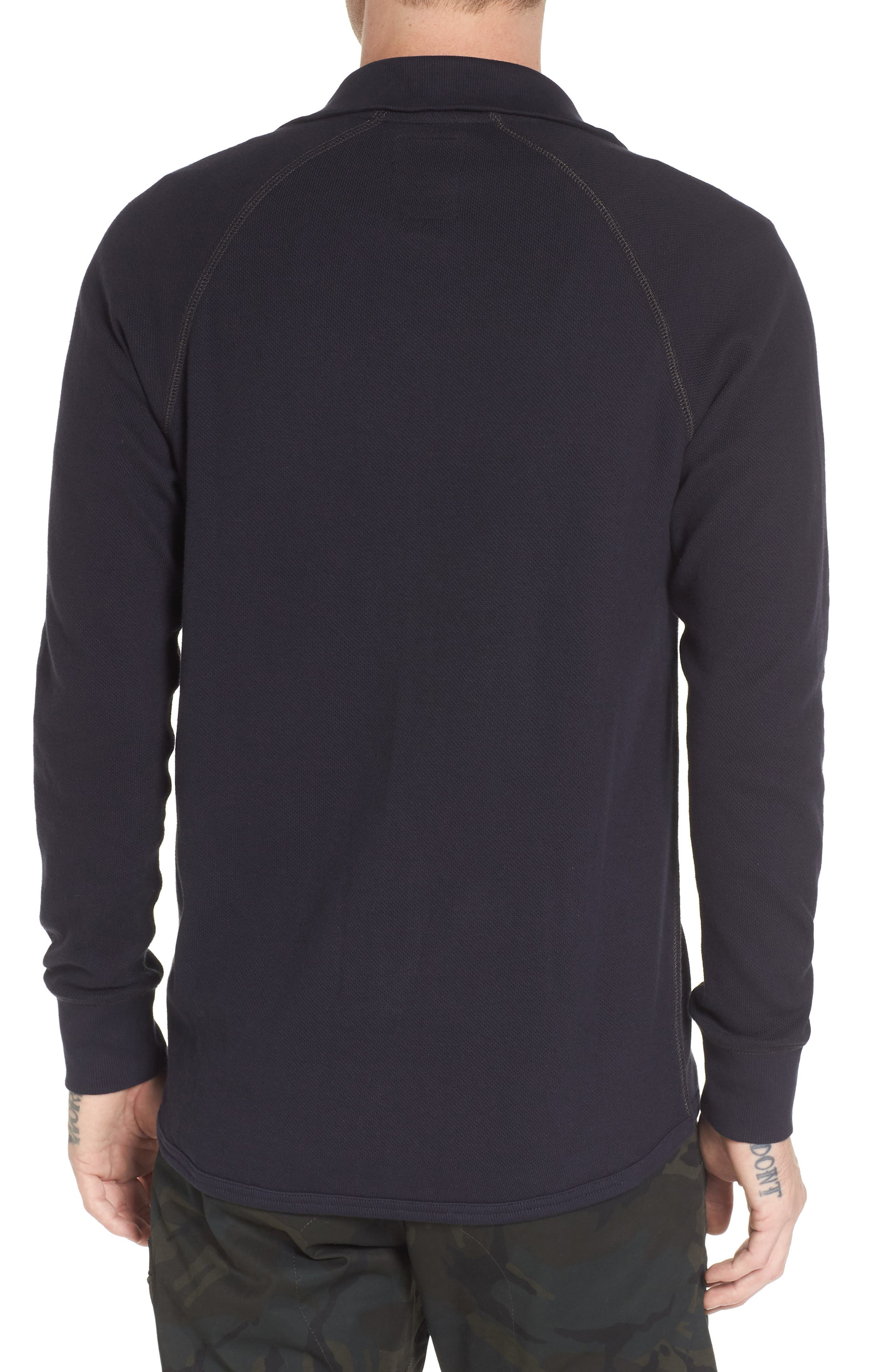 Jirgi Front Zip Sweater,                             Alternate thumbnail 2, color,                             400