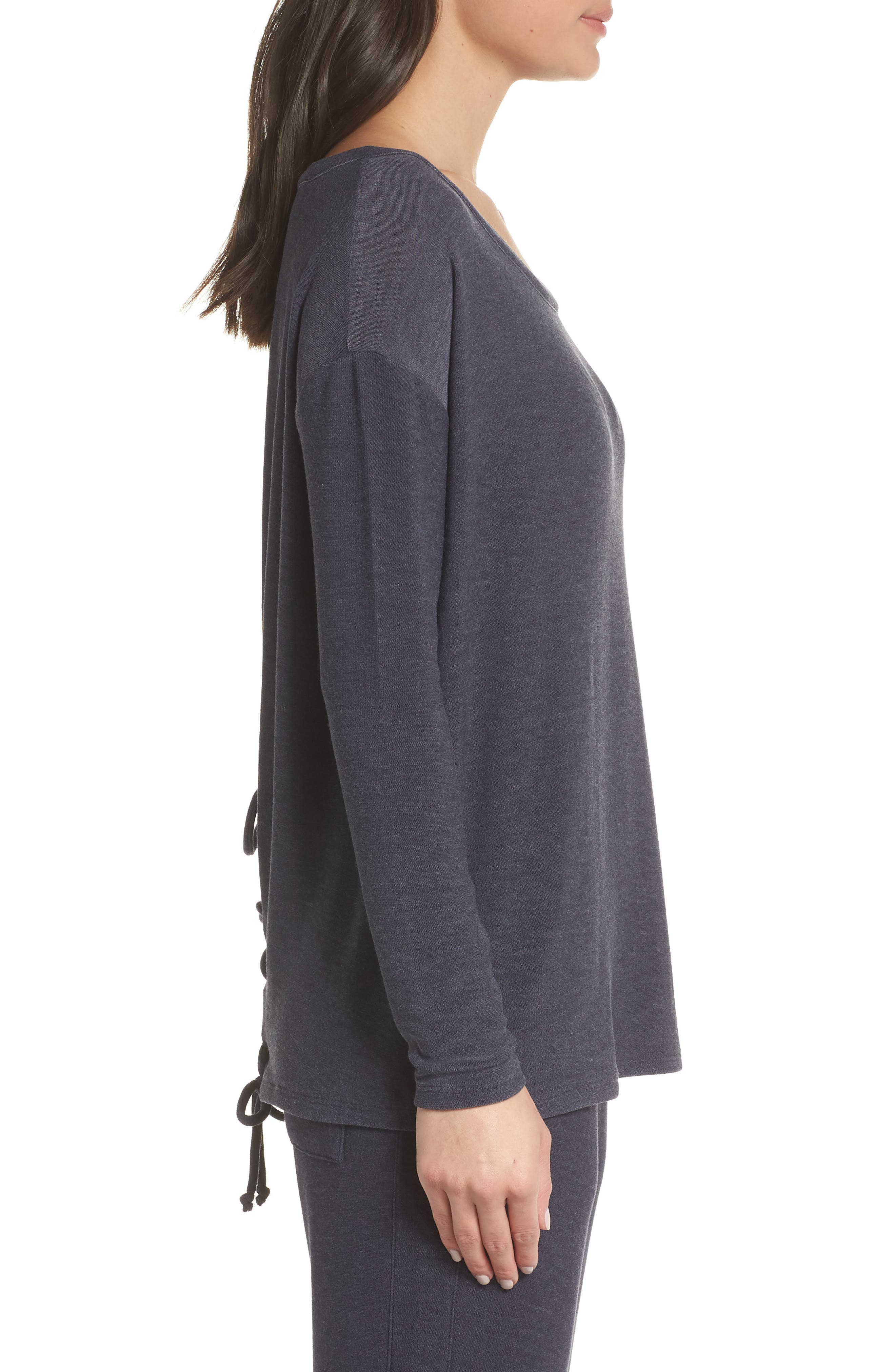 Raglan Pullover,                             Alternate thumbnail 3, color,                             CANOPY