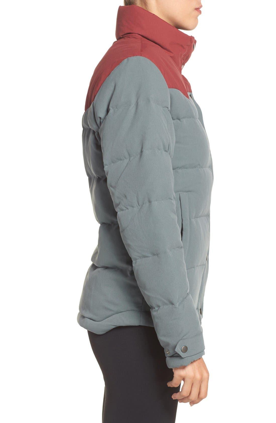 'Bivy' Water Repellent Down Jacket,                             Alternate thumbnail 9, color,
