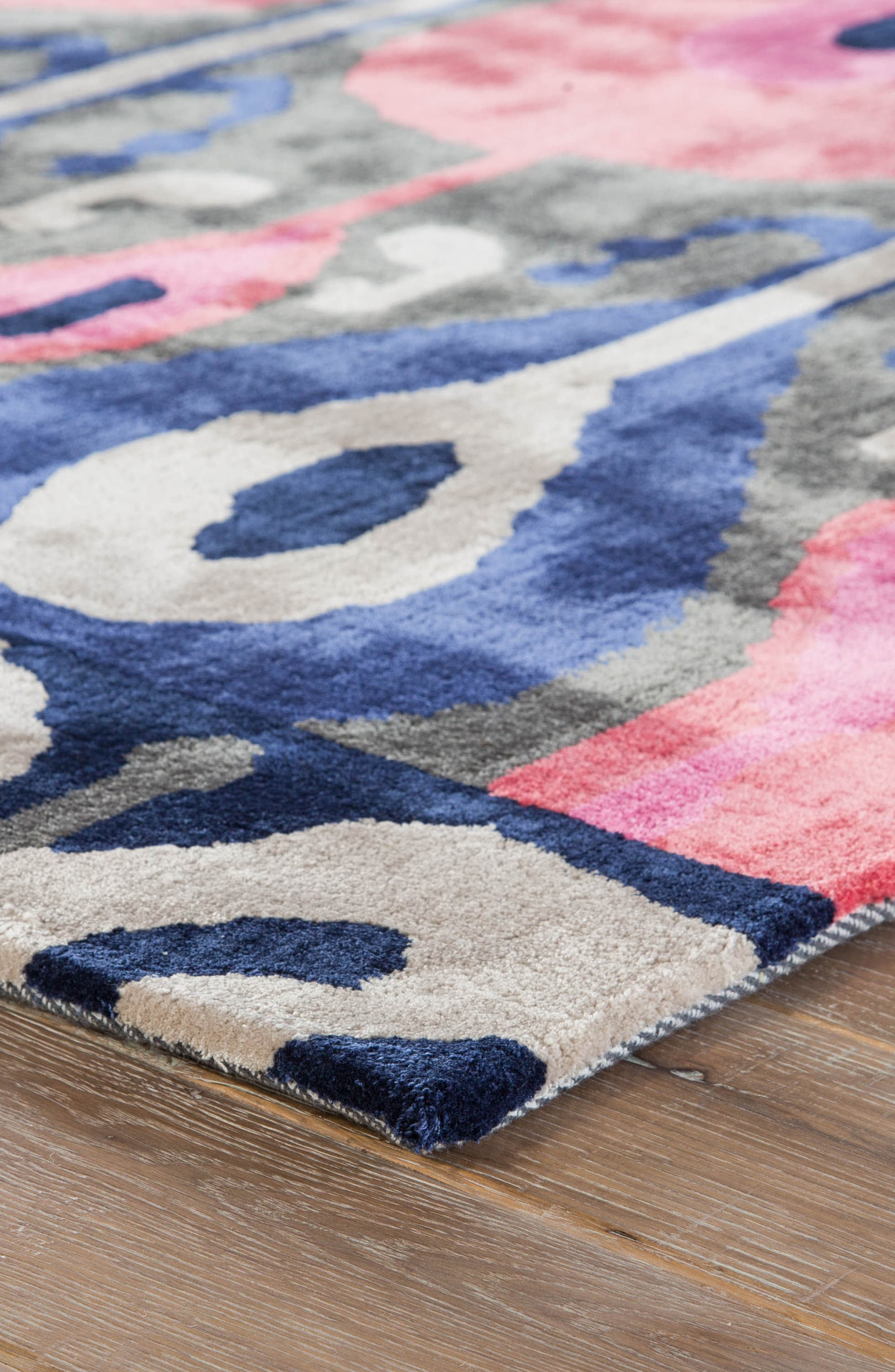 greenpoint plum kitten rug,                             Alternate thumbnail 2, color,