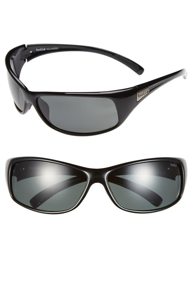 fcc94af8ef8 Bolle  Recoil  67mm Polarized Sport Sunglasses