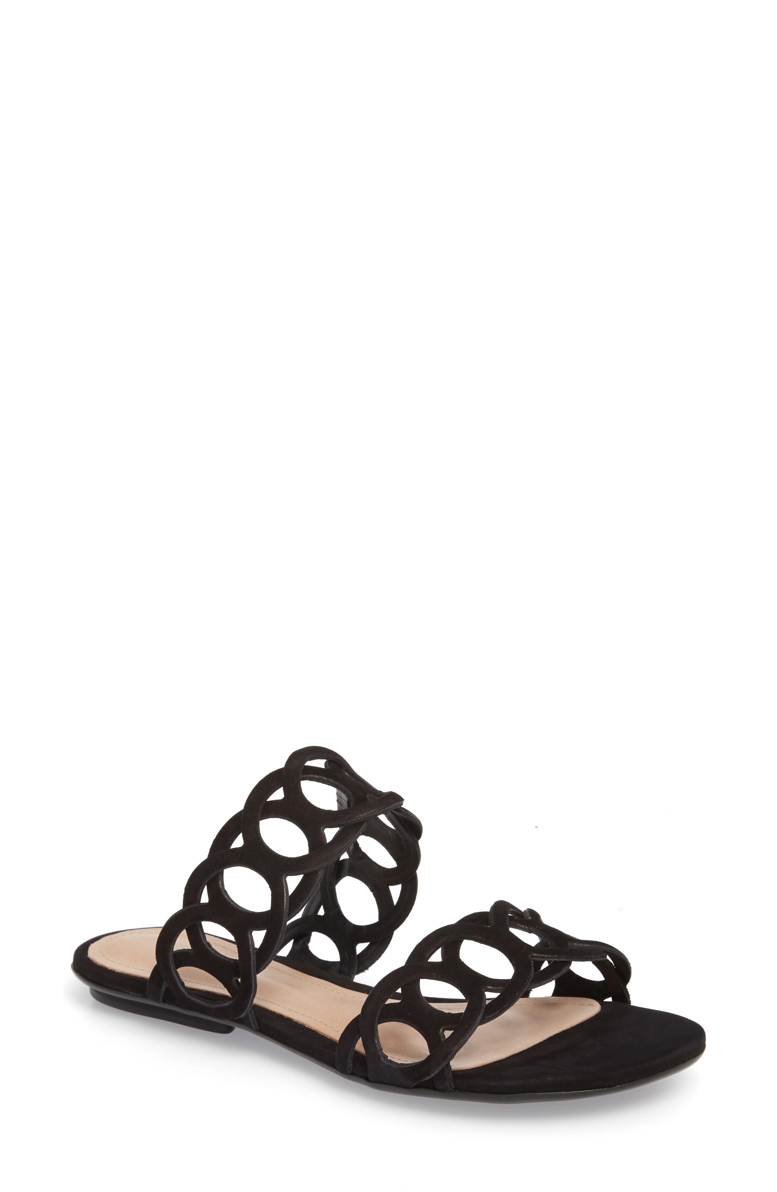 Yaslin Slide Sandal,                         Main,                         color, 006