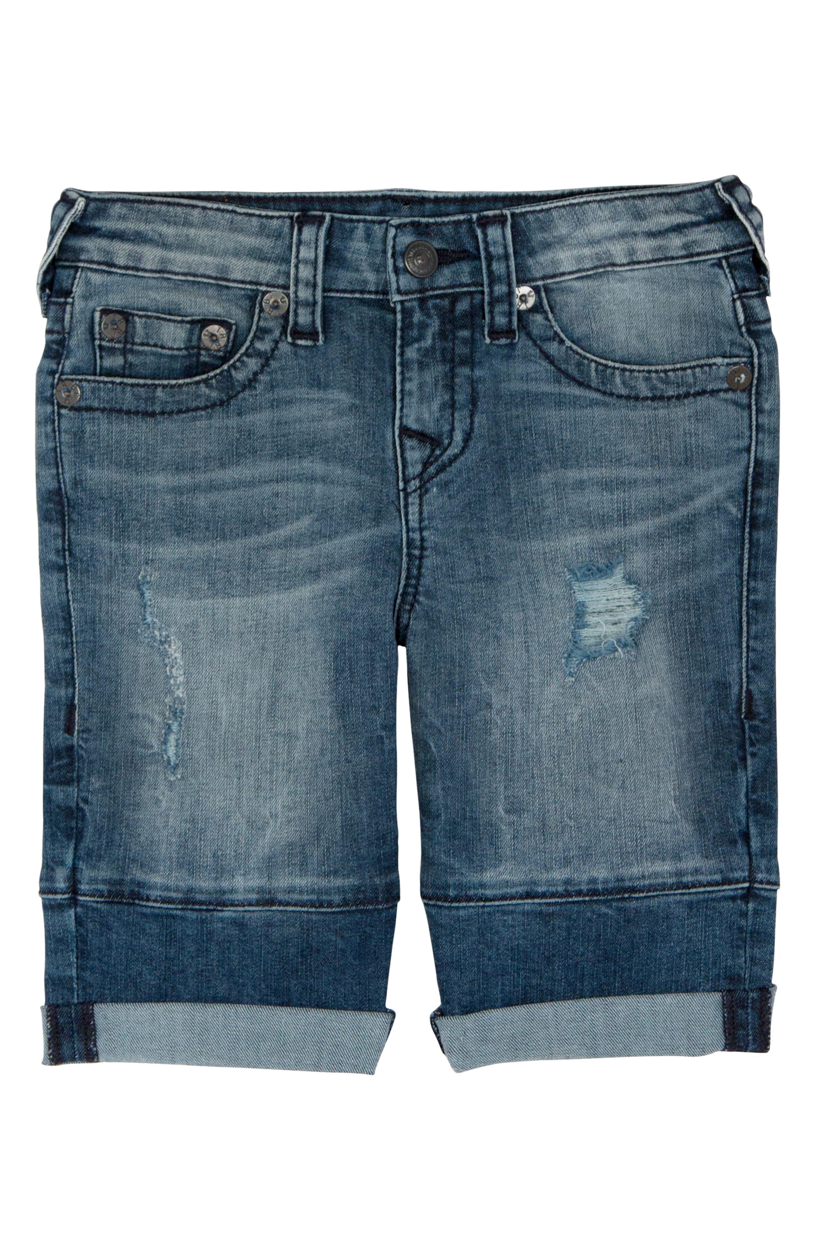Geno Shorts,                         Main,                         color, BLEACHED ROAD