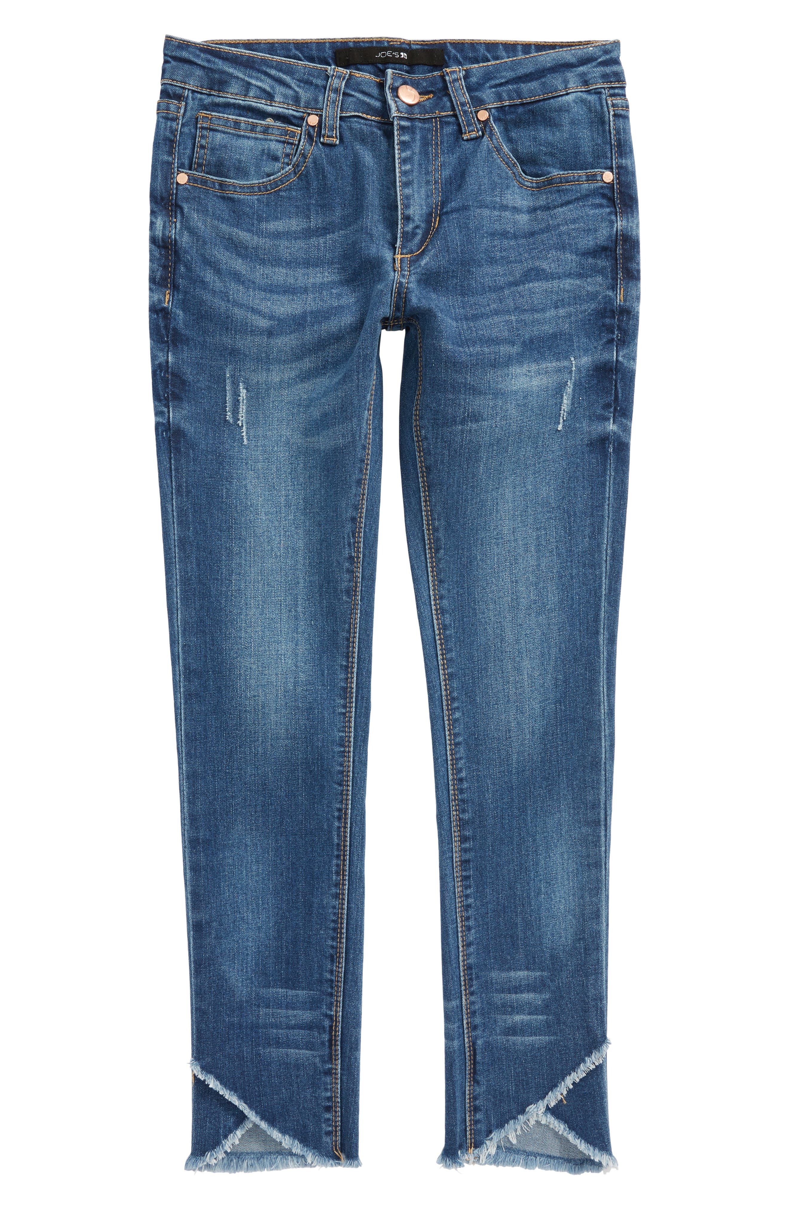 The Markie Ankle Skinny Jeans,                             Main thumbnail 2, color,