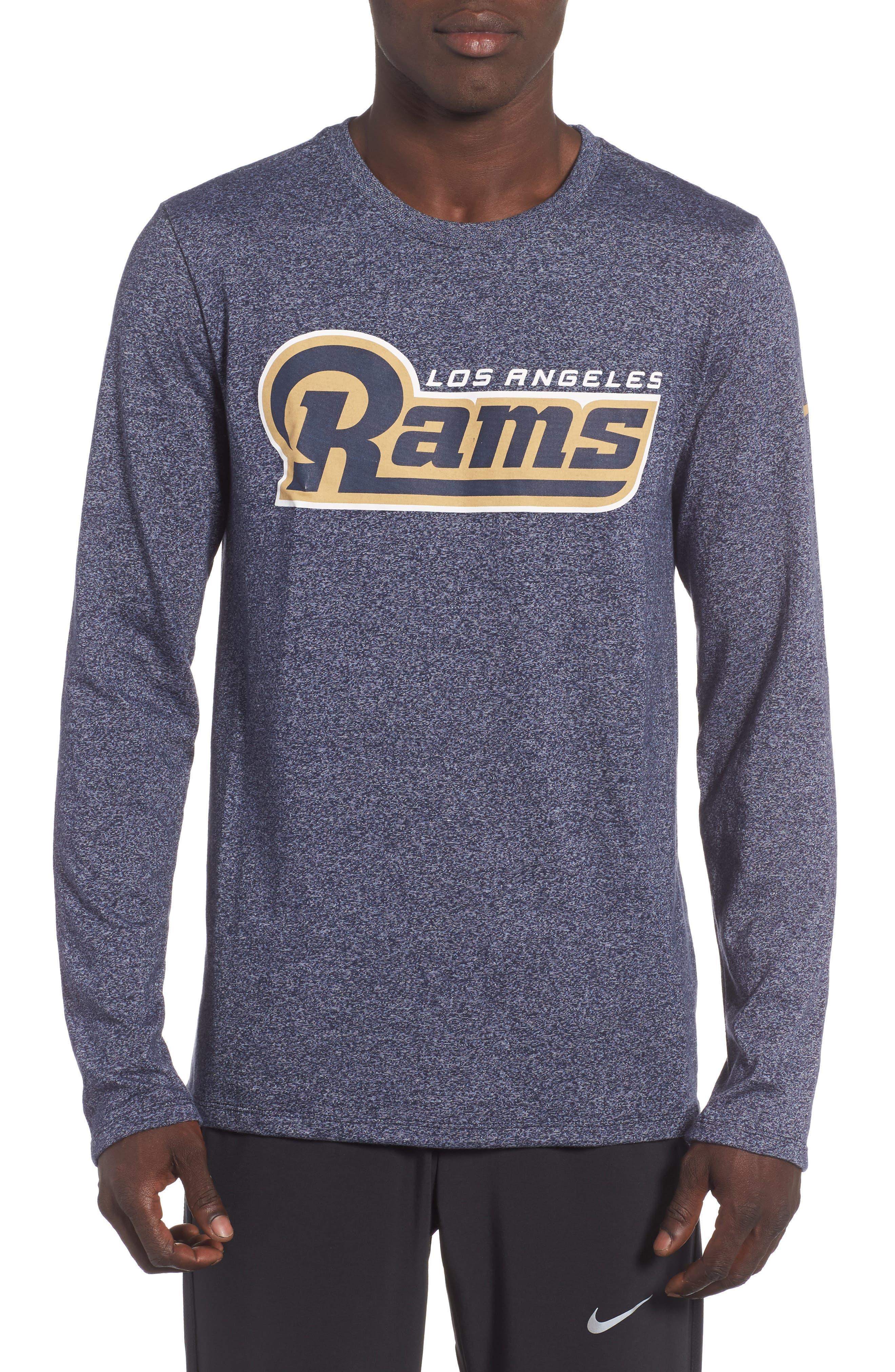 NFL Graphic Long Sleeve T-Shirt,                             Main thumbnail 6, color,