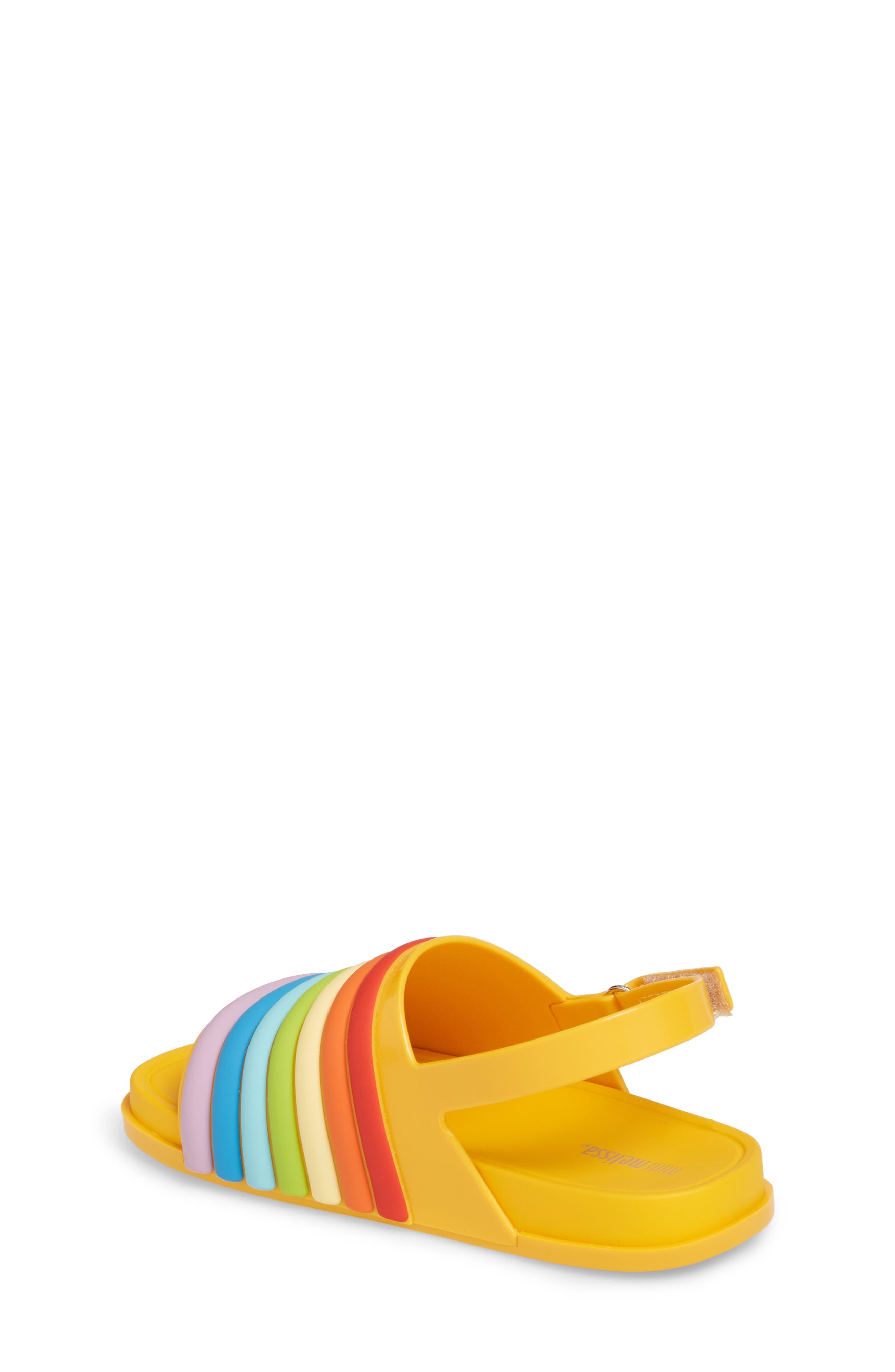 Rainbow Beach Sandal,                             Alternate thumbnail 8, color,