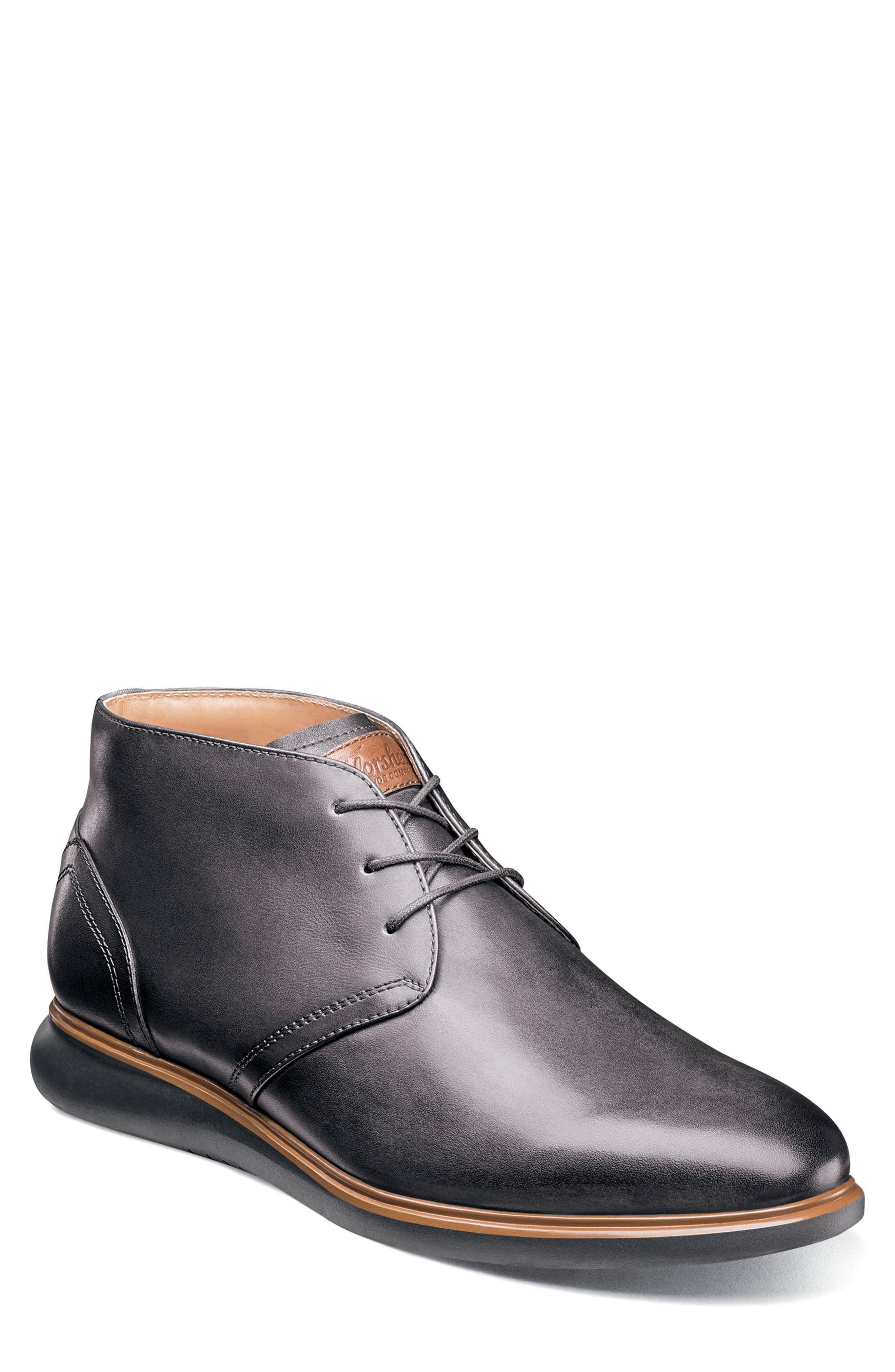 Florsheim Fuel Chukka Boot, Grey