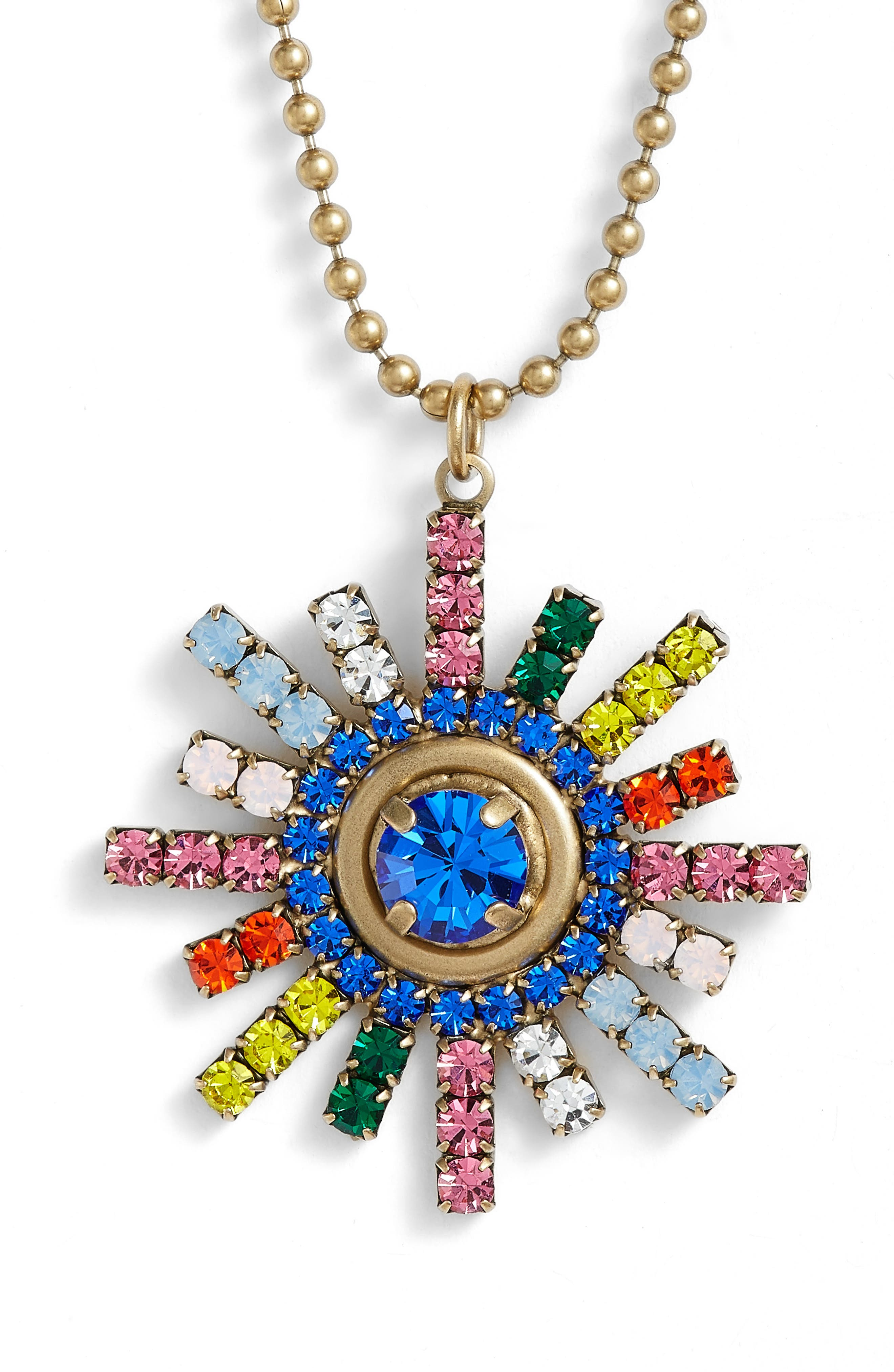 Isabel Pendant Necklace,                             Alternate thumbnail 2, color,                             710
