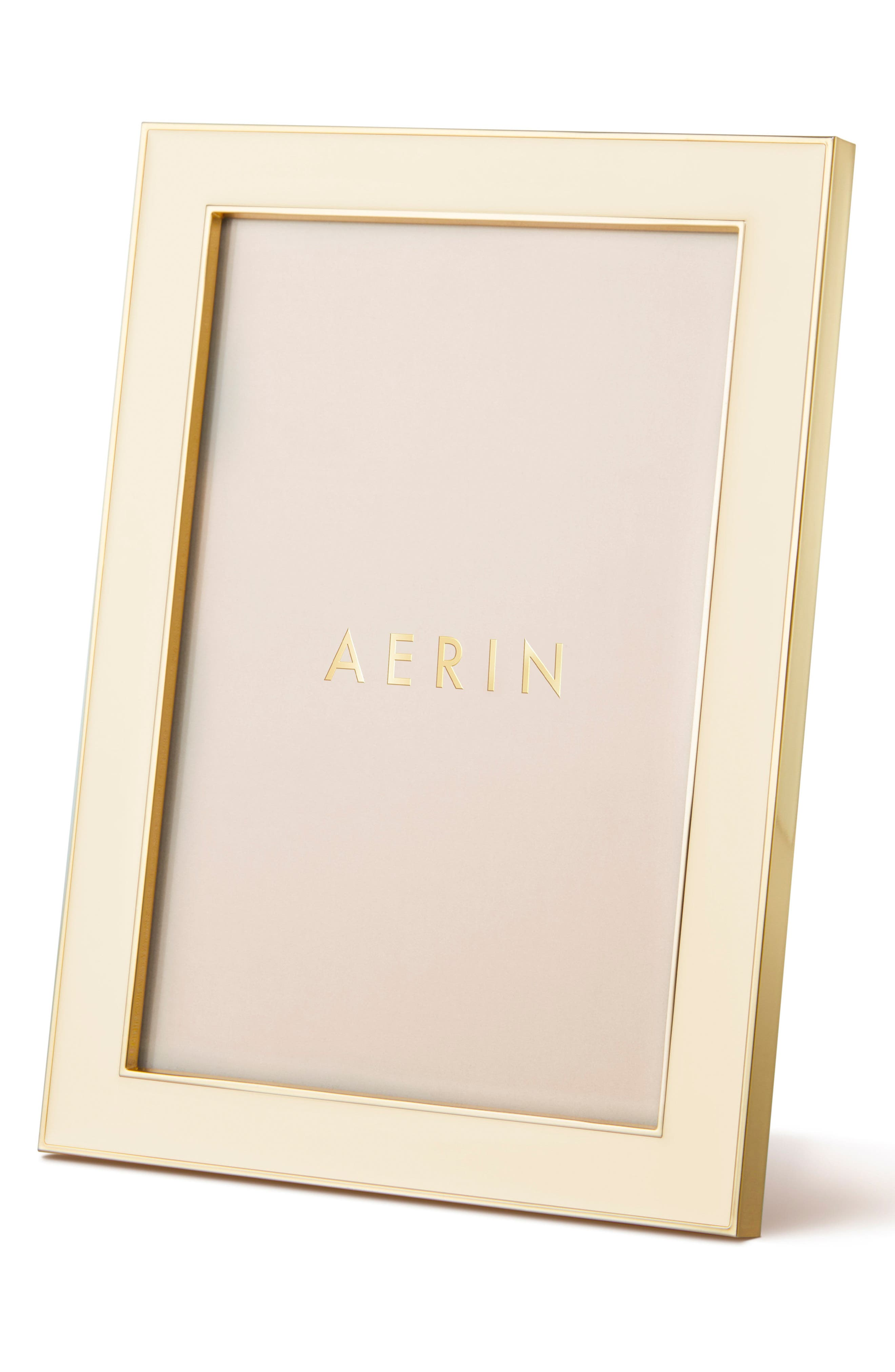 Camille Picture Frame,                             Main thumbnail 1, color,                             CREAM