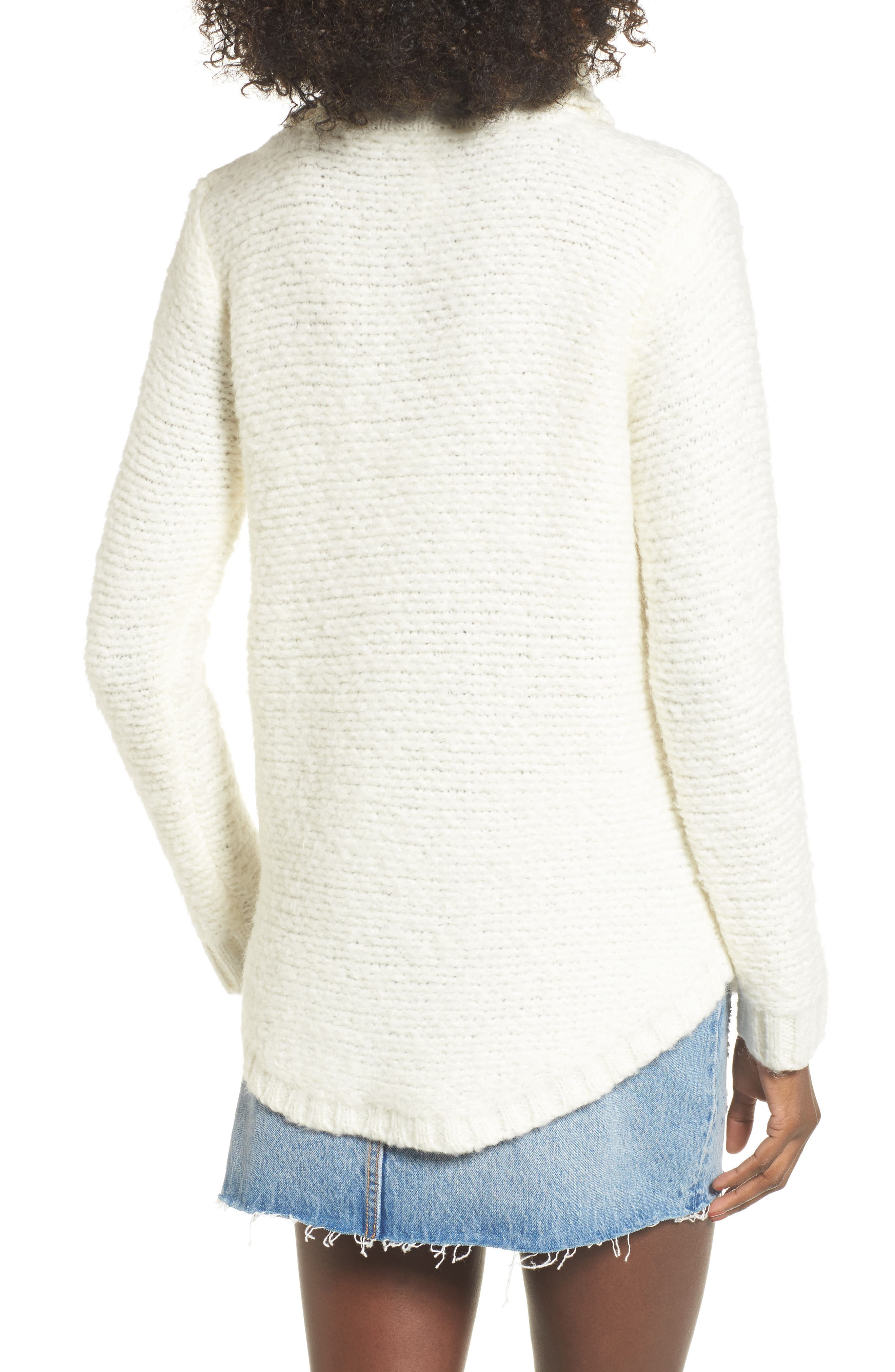 Kinks Turtleneck Sweater,                             Alternate thumbnail 4, color,