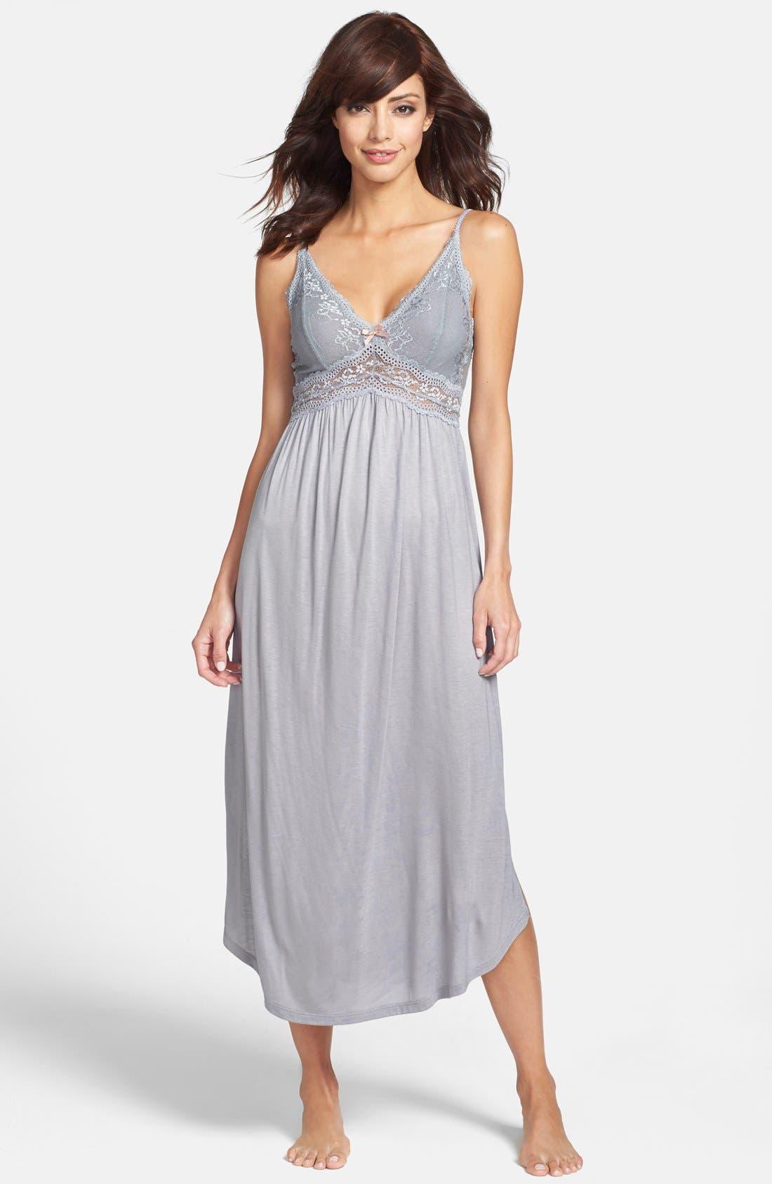 'Colette' Nightgown,                             Main thumbnail 3, color,