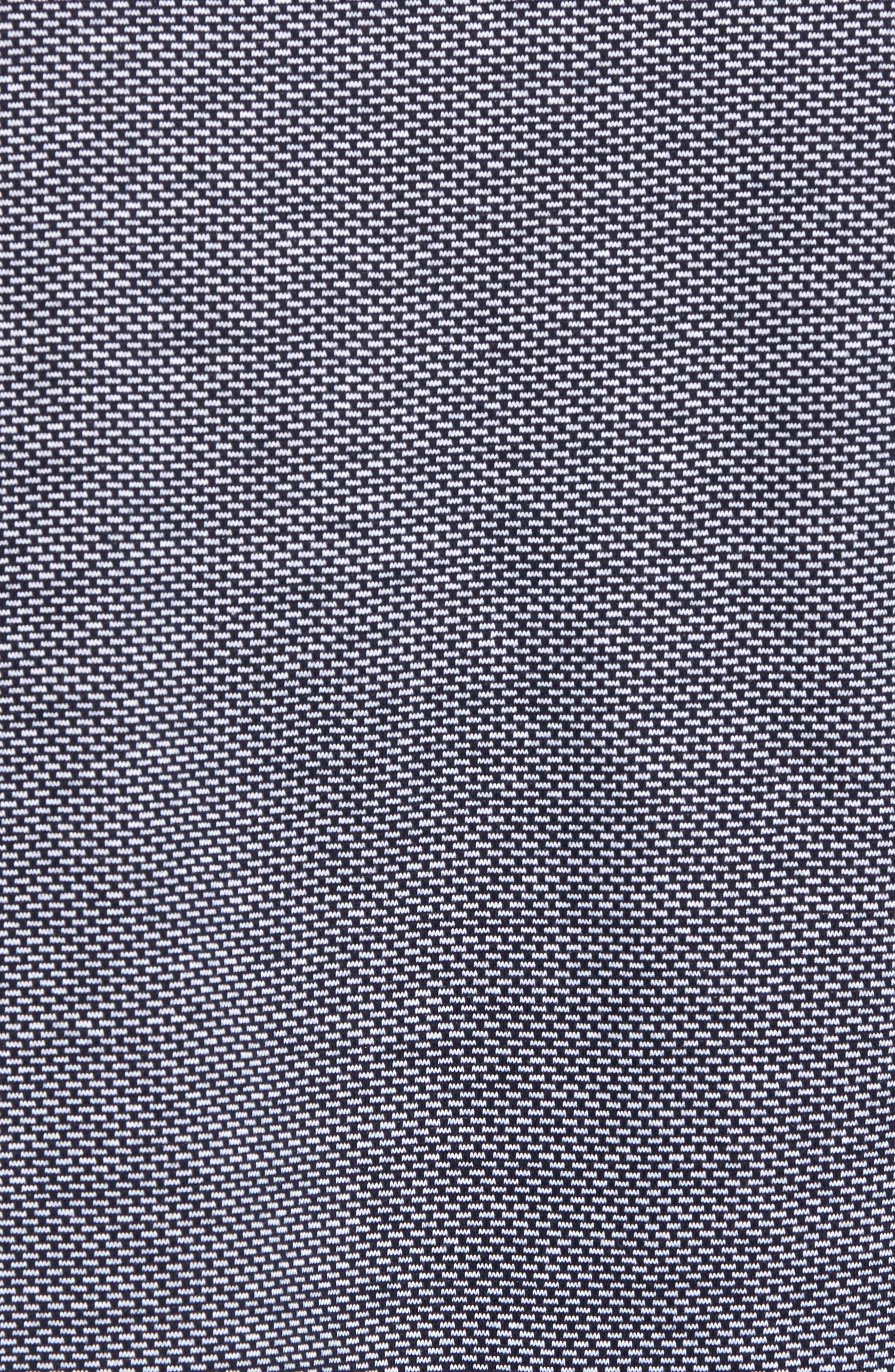 Poodal Stripe Jersey Polo,                             Alternate thumbnail 5, color,                             410