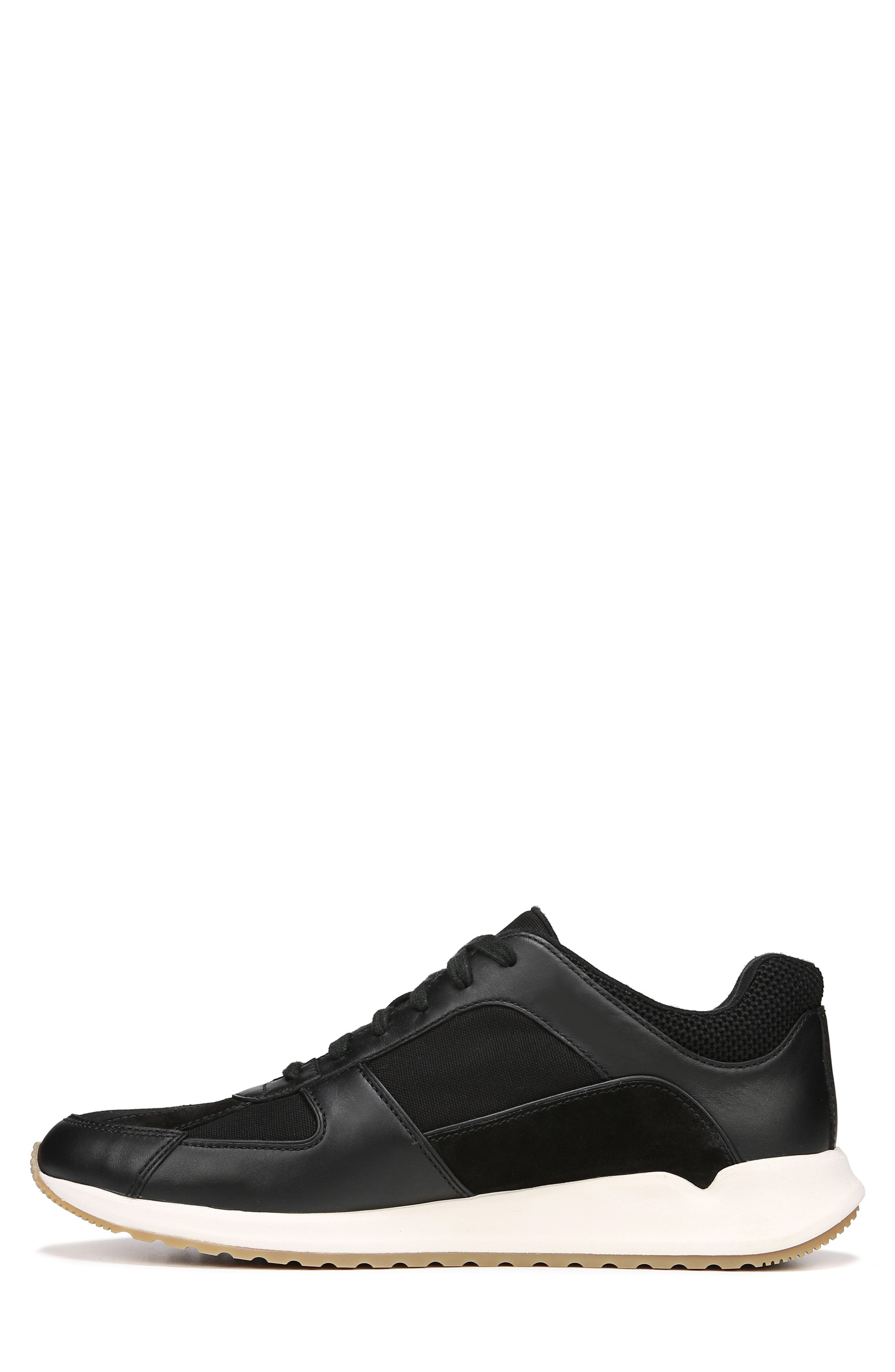 Griffin Sneaker,                             Alternate thumbnail 9, color,                             BLACK/ MADDOX