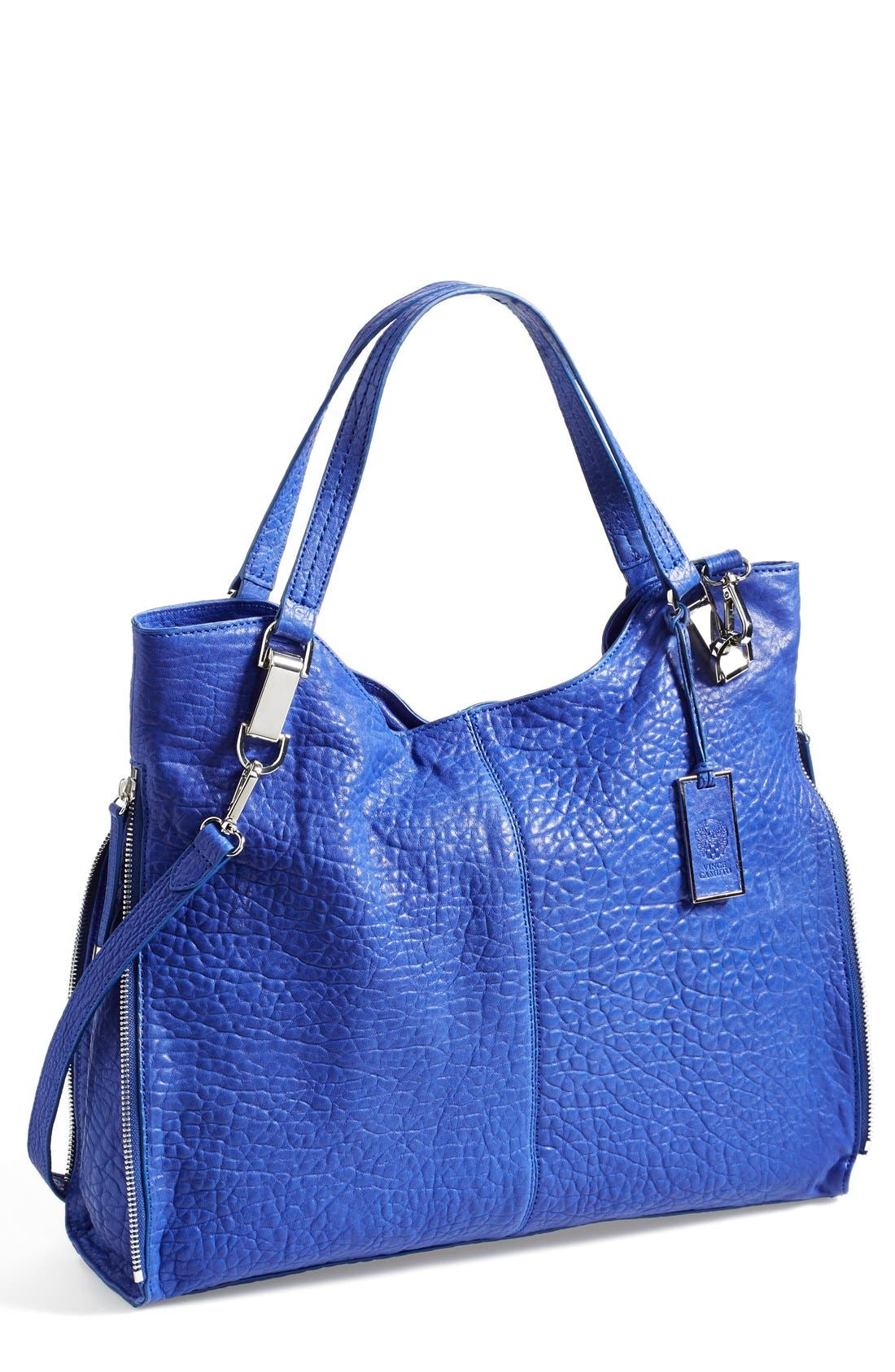 'Riley' Leather Tote,                             Main thumbnail 23, color,