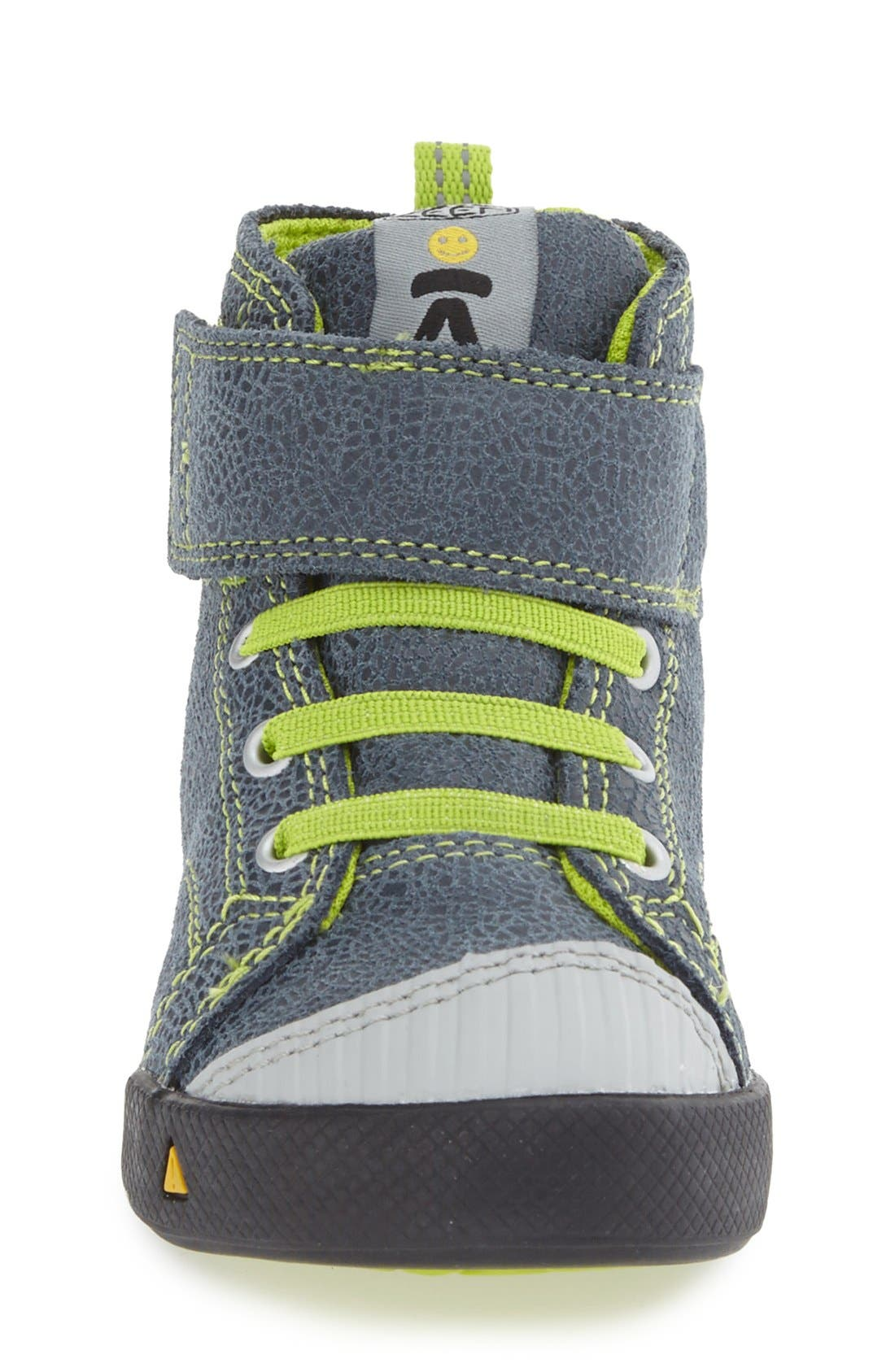 'Encanto Scout' High Top Sneaker,                             Alternate thumbnail 3, color,                             001