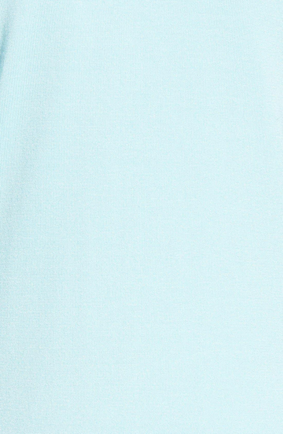 Three Quarter Sleeve Cardigan,                             Alternate thumbnail 238, color,