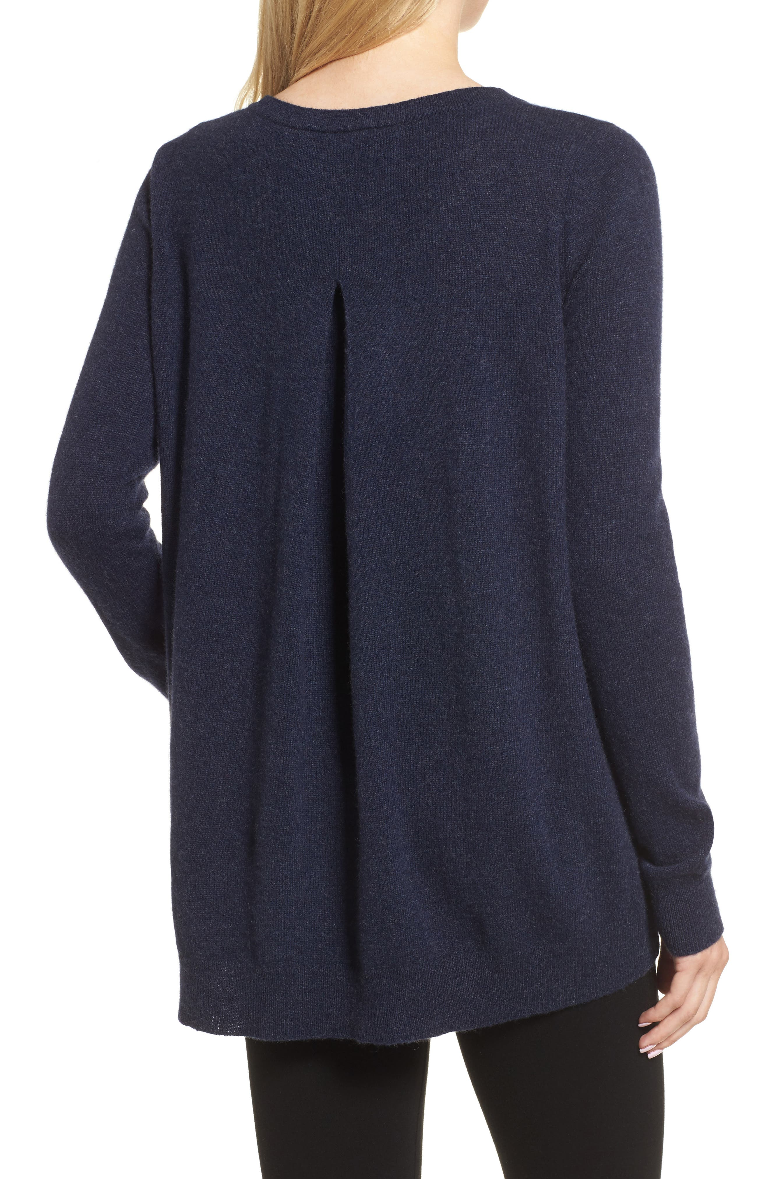 Danielle Cashmere Sweater,                             Alternate thumbnail 2, color,                             410