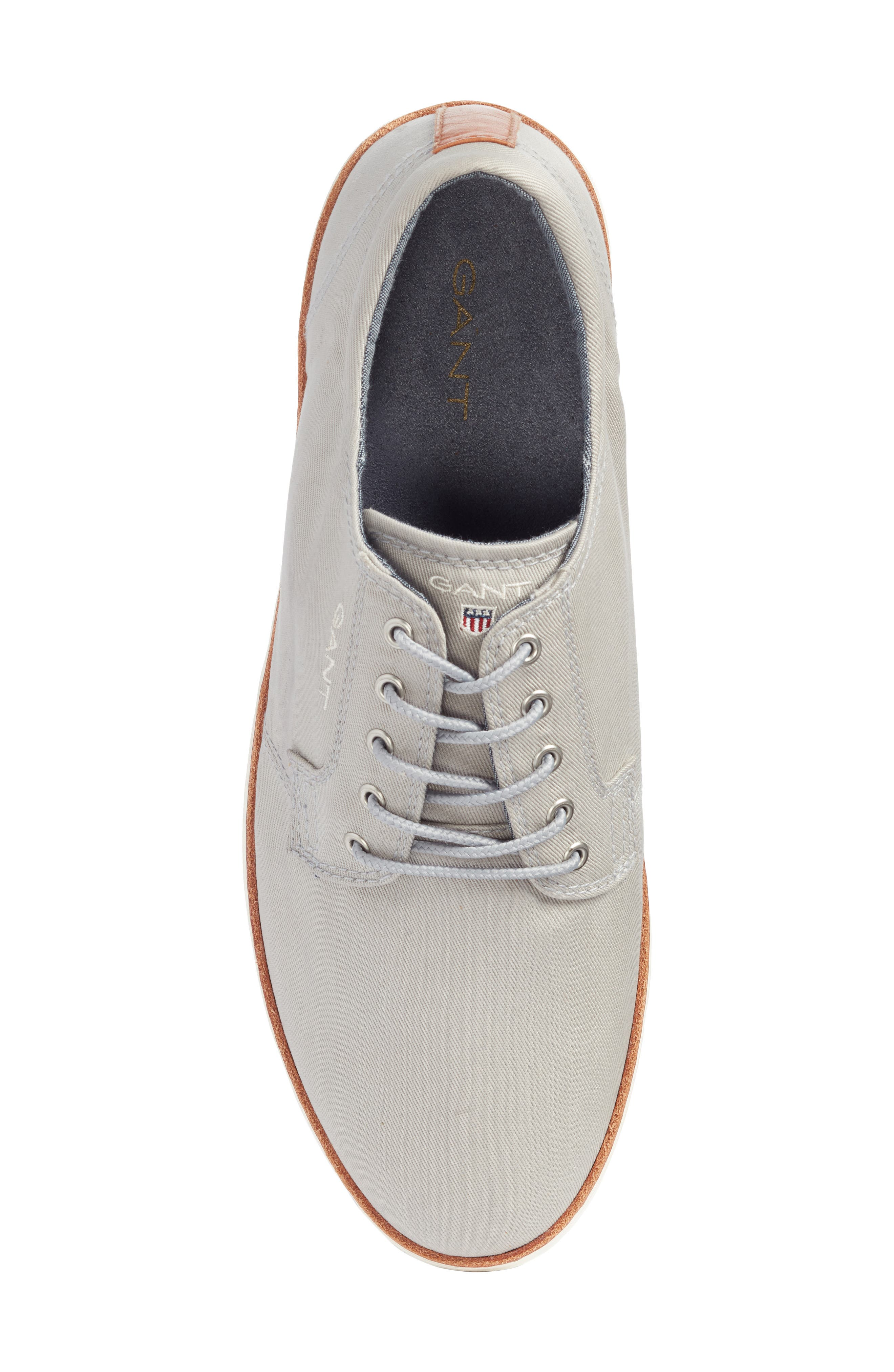 Bari Sneaker,                             Alternate thumbnail 5, color,                             SLEET GRAY