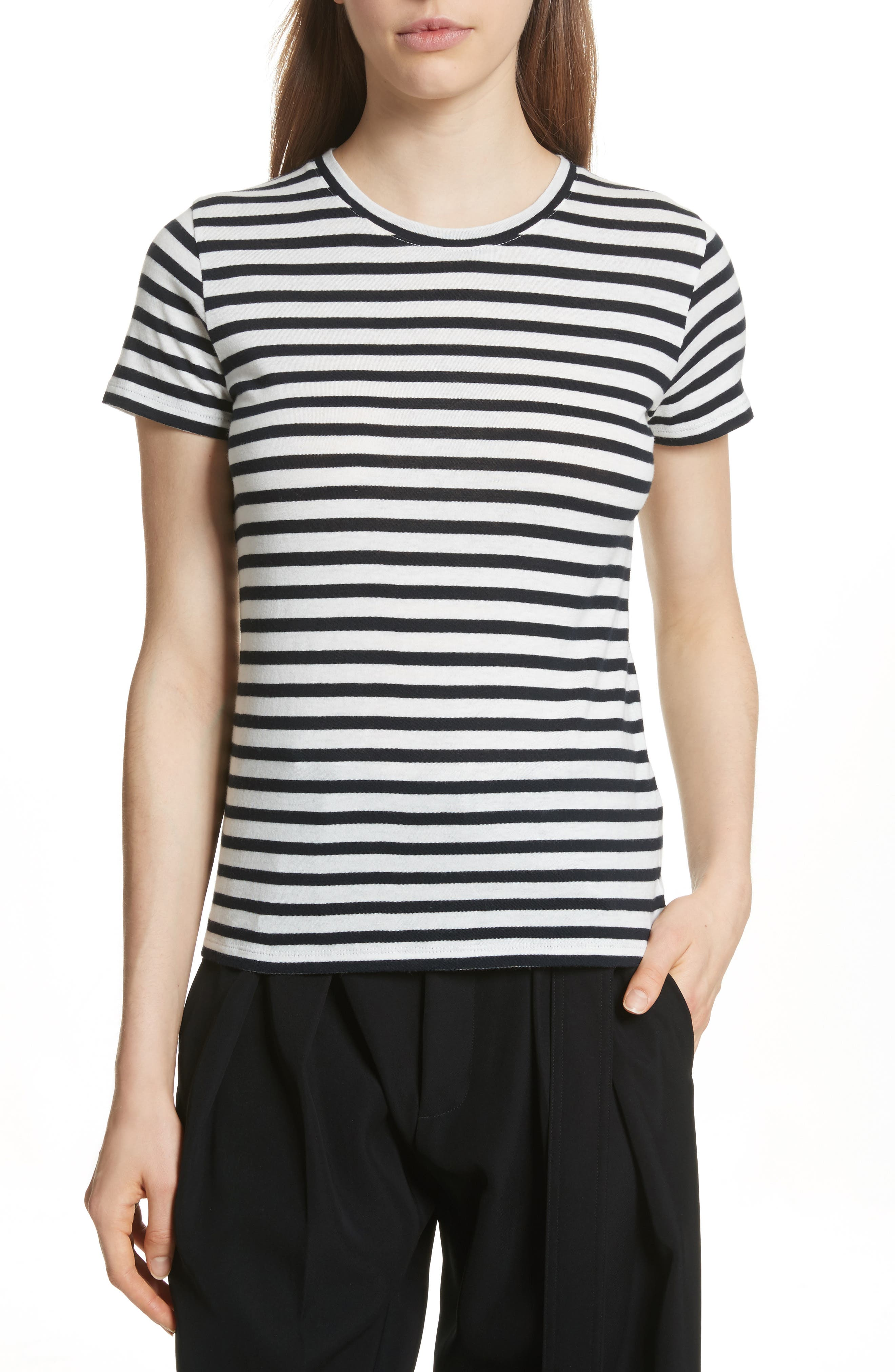 Bengal Stripe Tee,                             Main thumbnail 1, color,                             471