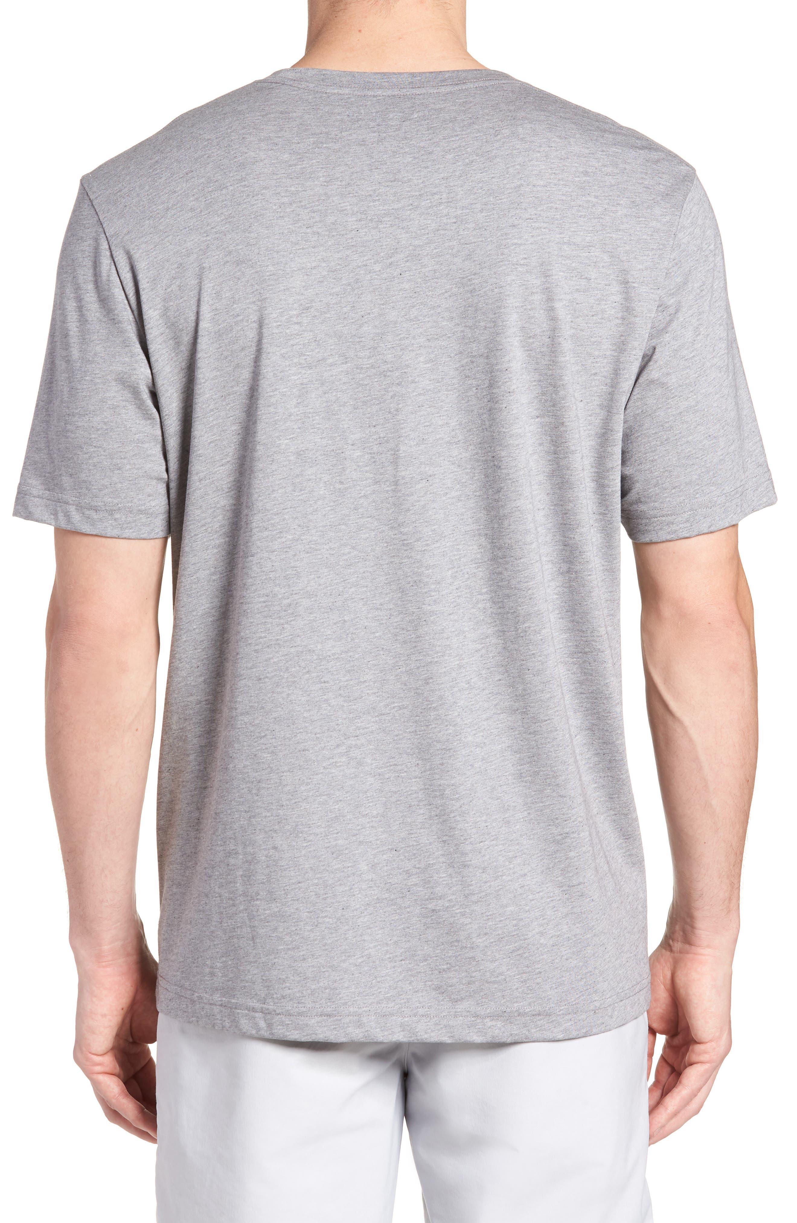'Mapes' Graphic Pima Cotton T-Shirt,                             Alternate thumbnail 2, color,                             020