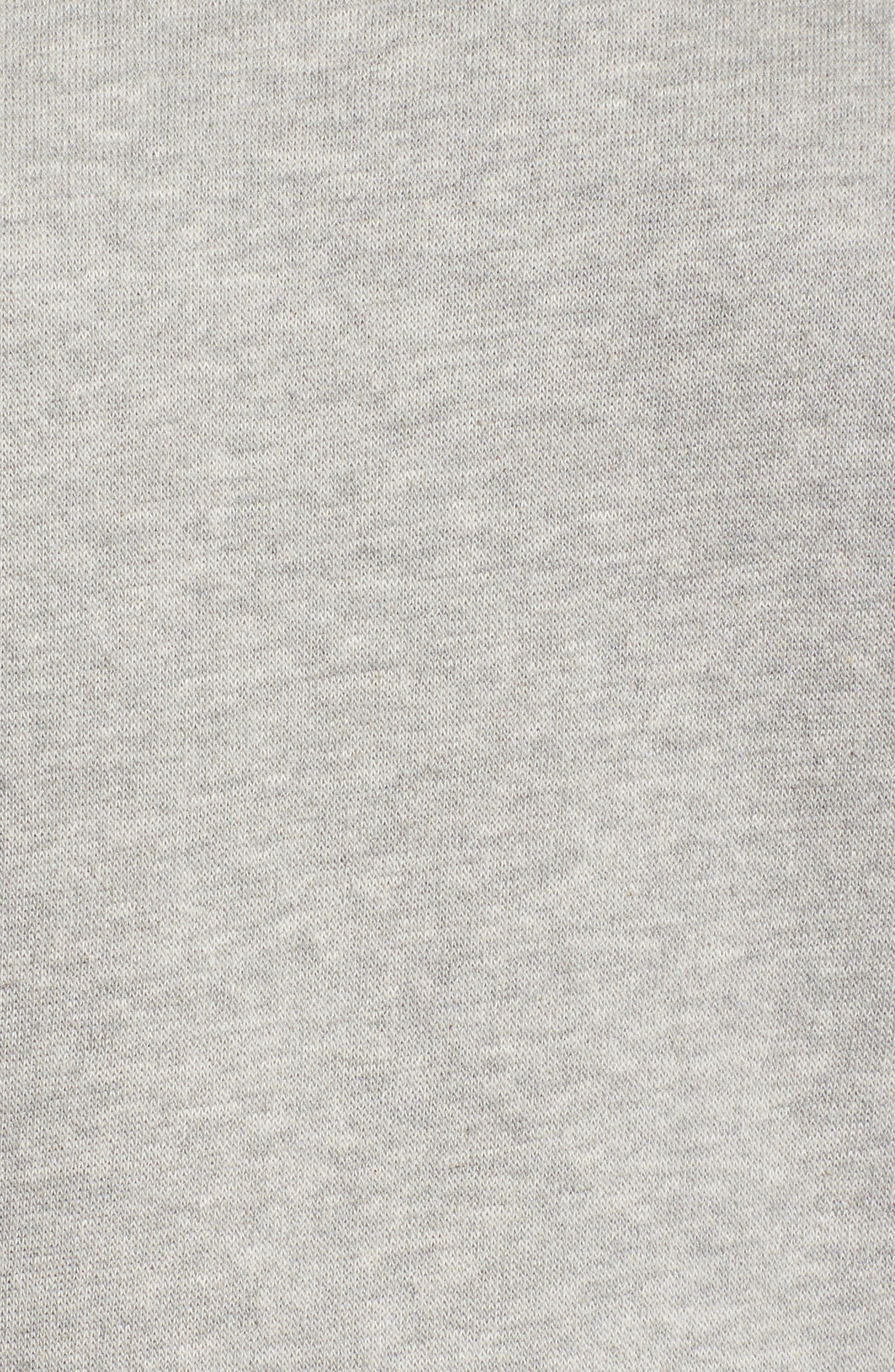 Renzo Vintage Star Stud Sweatshirt,                             Alternate thumbnail 5, color,                             020