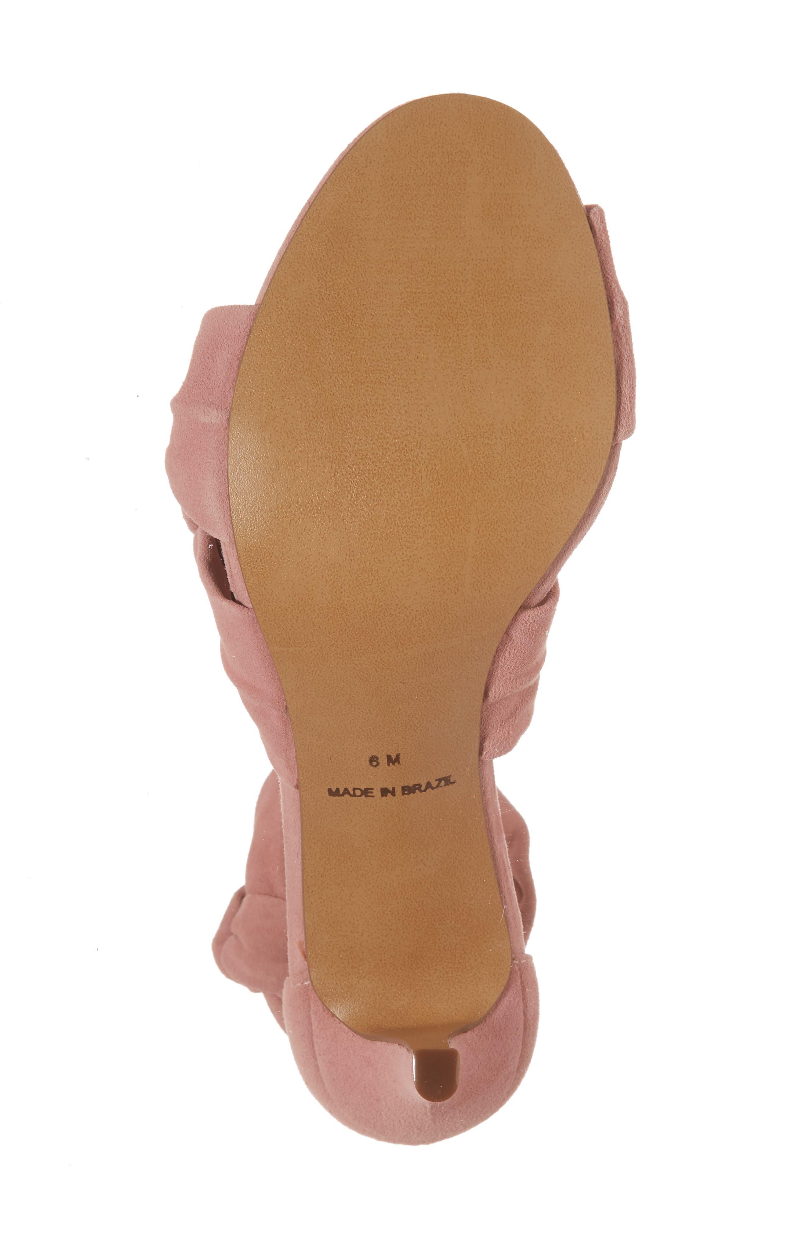 Anni Tie Ankle Sandal,                             Alternate thumbnail 18, color,