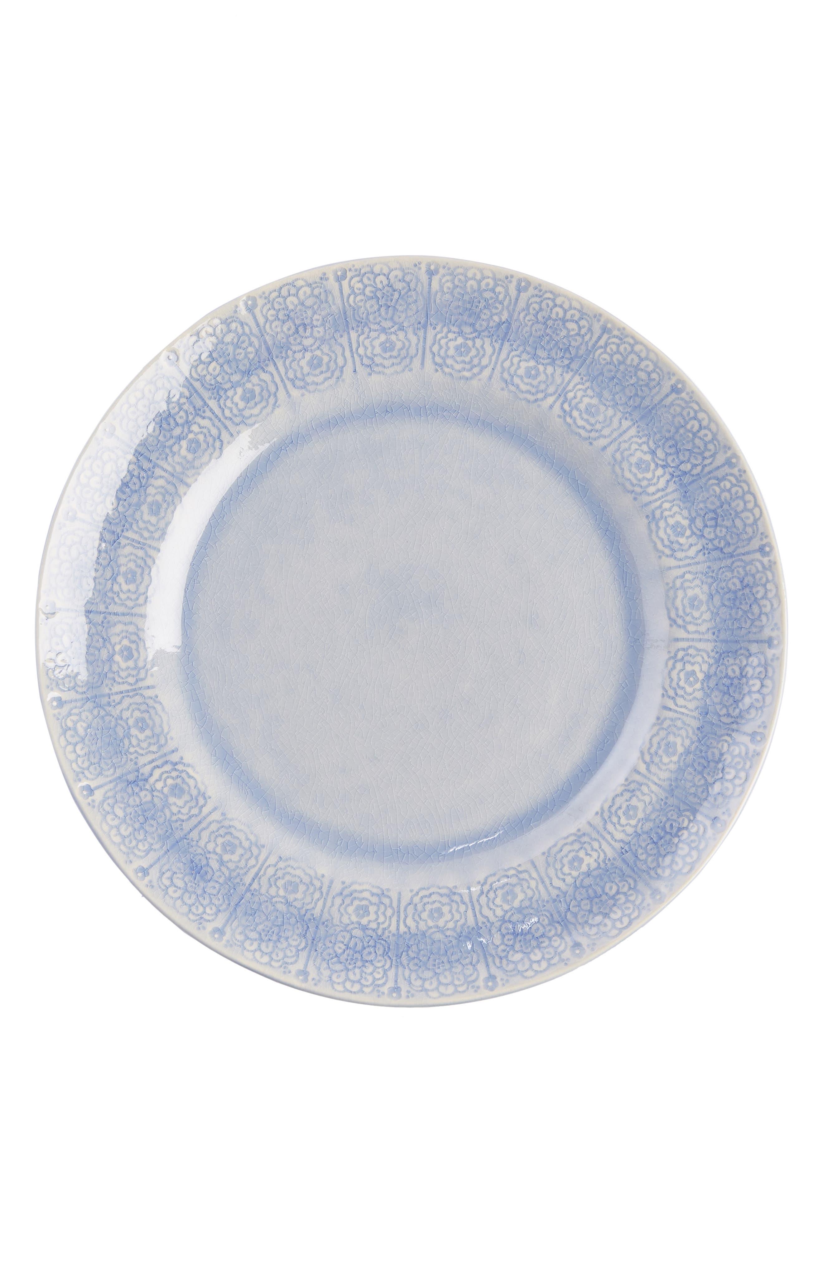 ANTHROPOLOGIE,                             Veru Dinner Plate,                             Alternate thumbnail 4, color,                             PERI